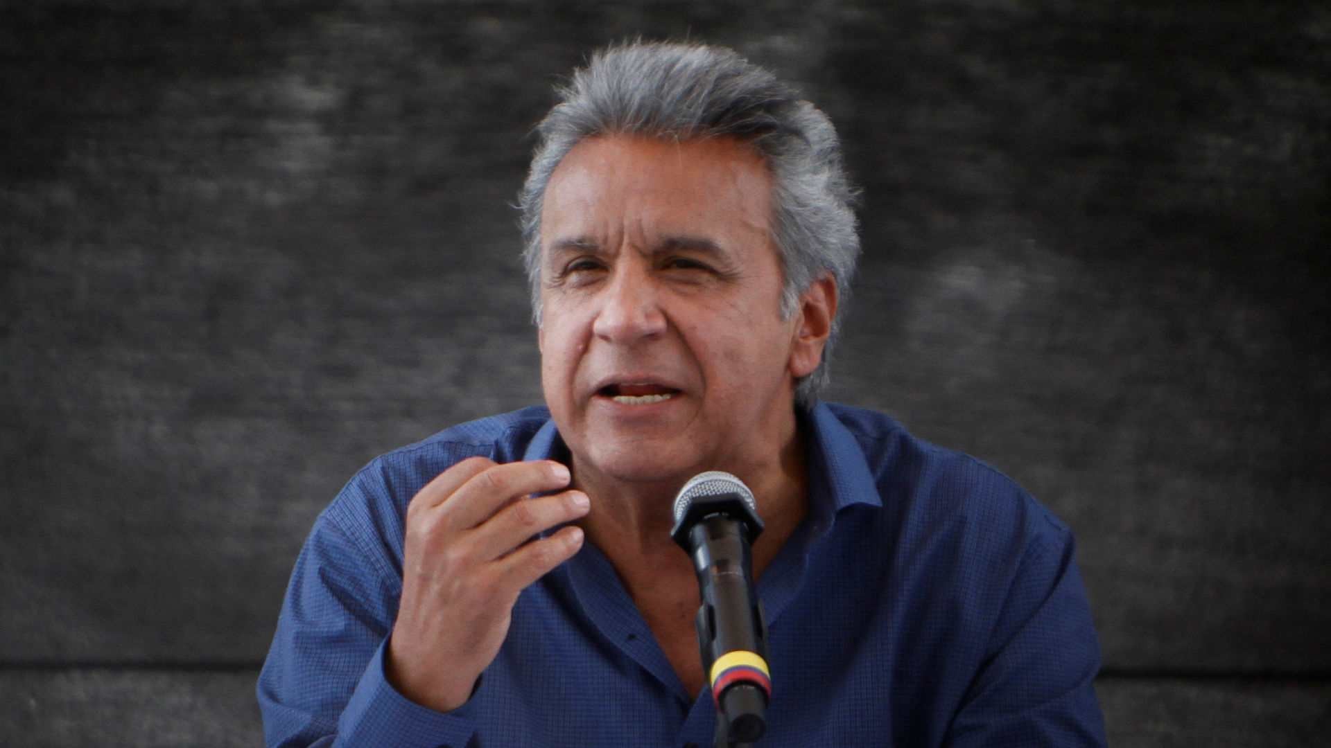 Lenín Moreno (Reuters)