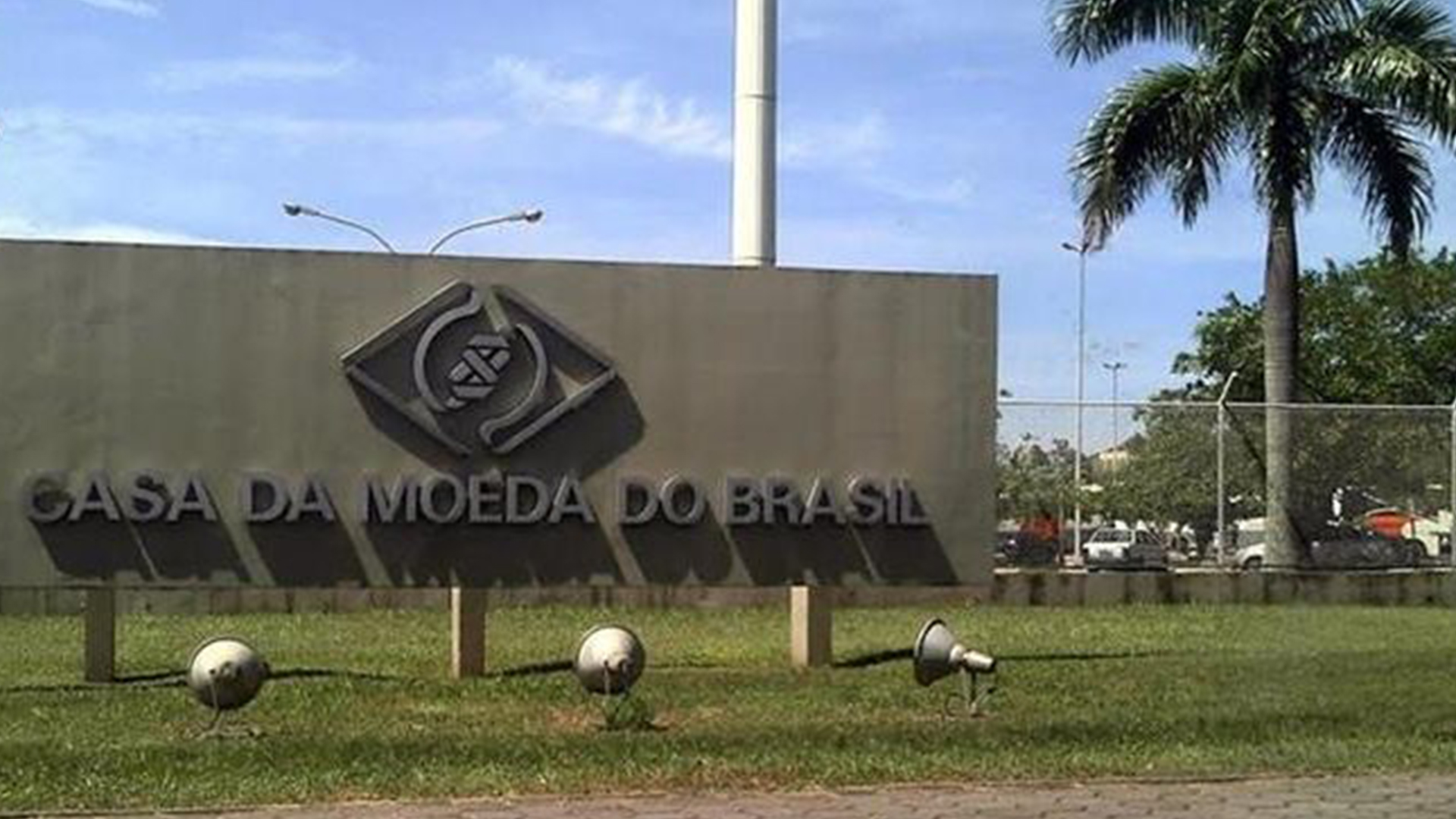 La Casa de la Moneda de Brasil