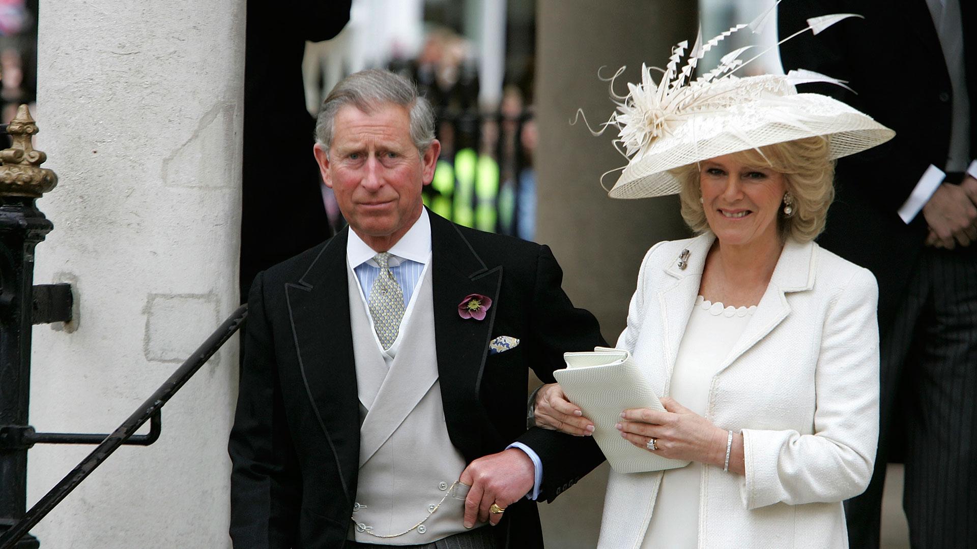 El príncipe Carlos y Camilla Parker Bowles (Getty Images)