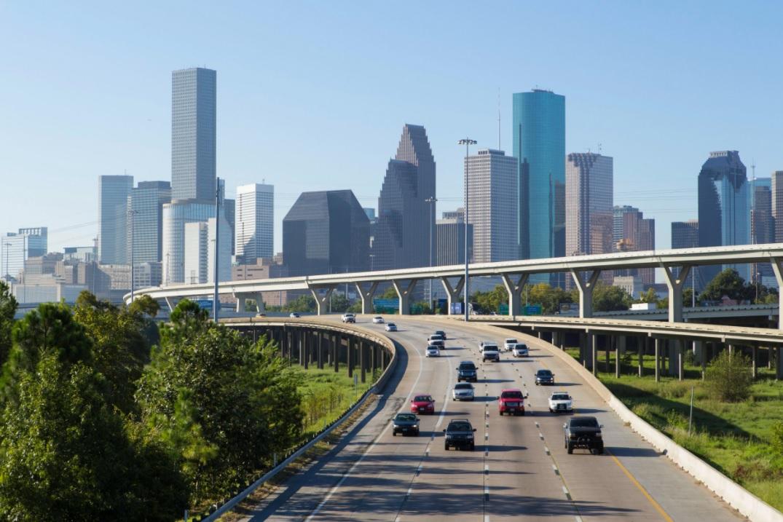 Houston, en Texas, es una de las ciudades del sur afectadas por el aumento de contagios de VIH.