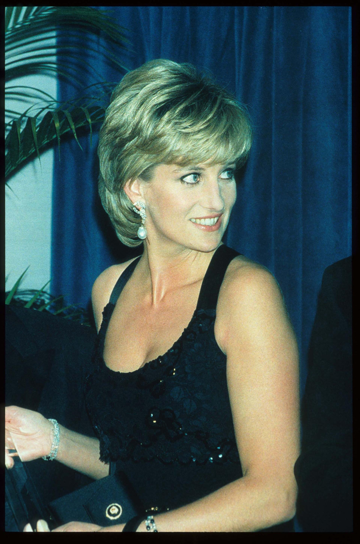 """Diana era imitada por miles de mujeres de todos los rincones del mundo porsu peculiar """"beauty look"""" (Getty Images)"""