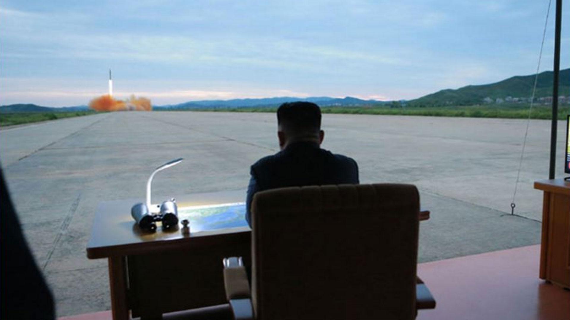 EEUU está en constante alerta ante posibles ataques nucleares del régimen de Kim Jong-un