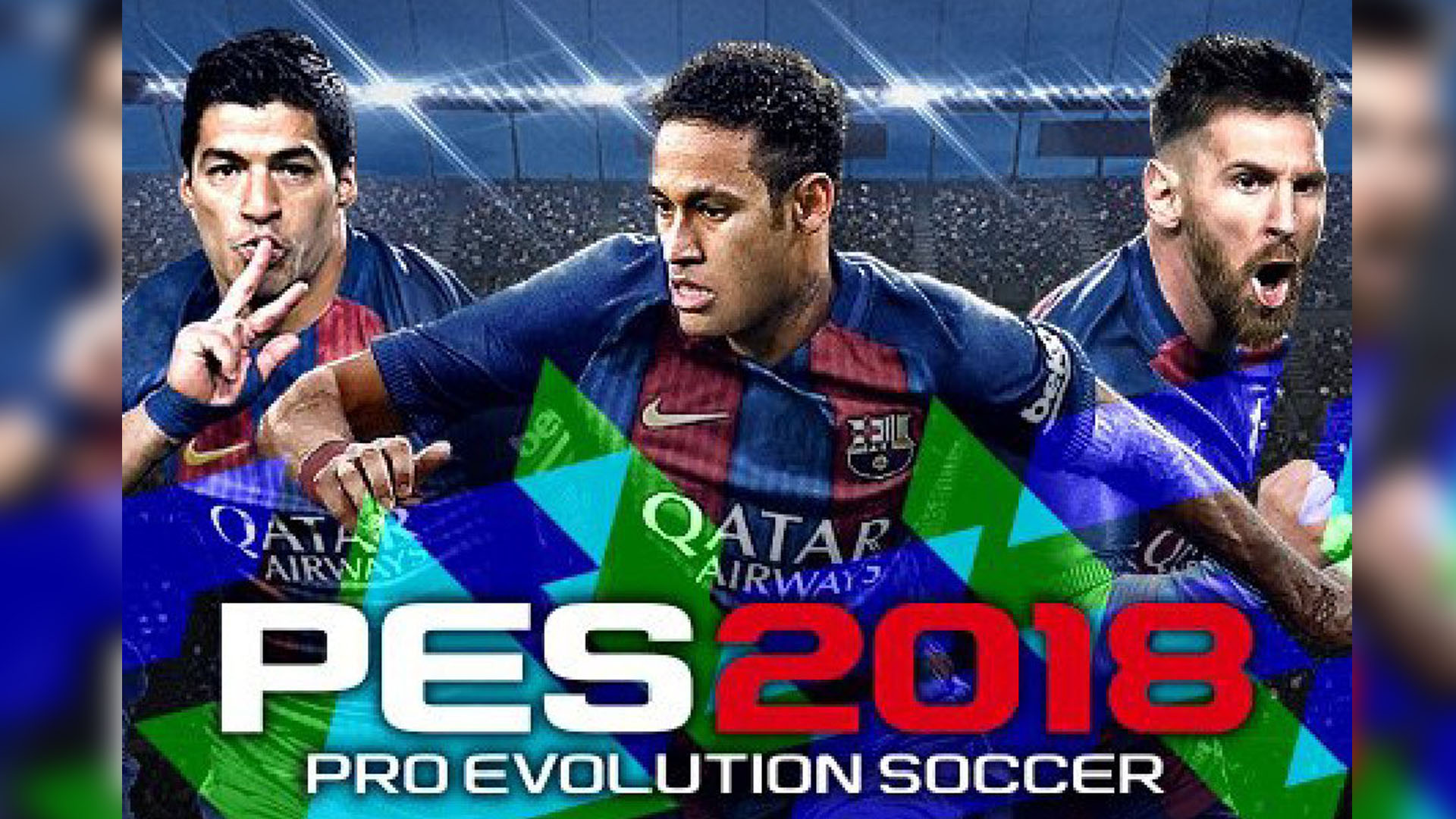 Demo de PES 2018, en PS4 y Xbox One