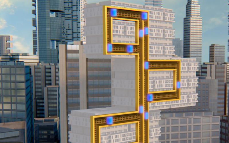 El diseño del nuevo ascensor de TK