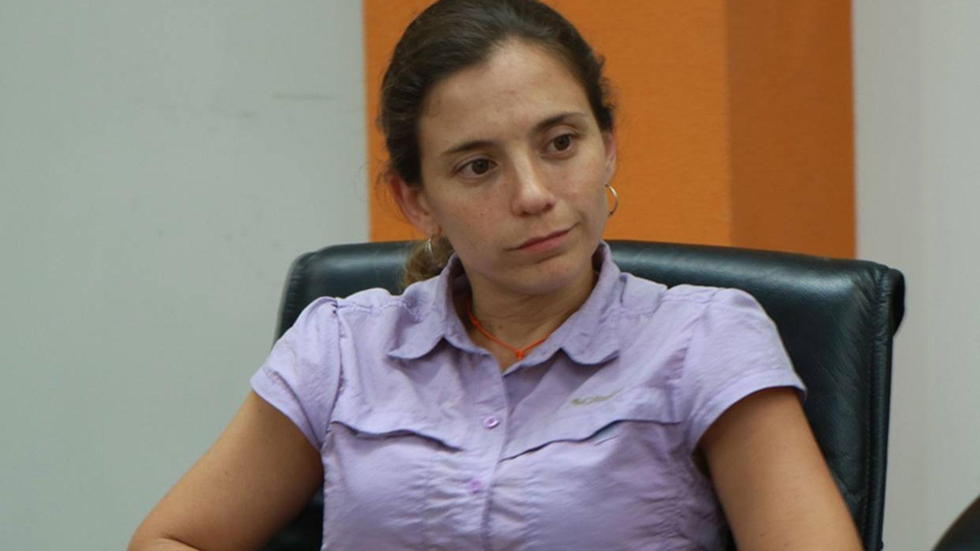 Irene de Caguaripano, esposa del militar