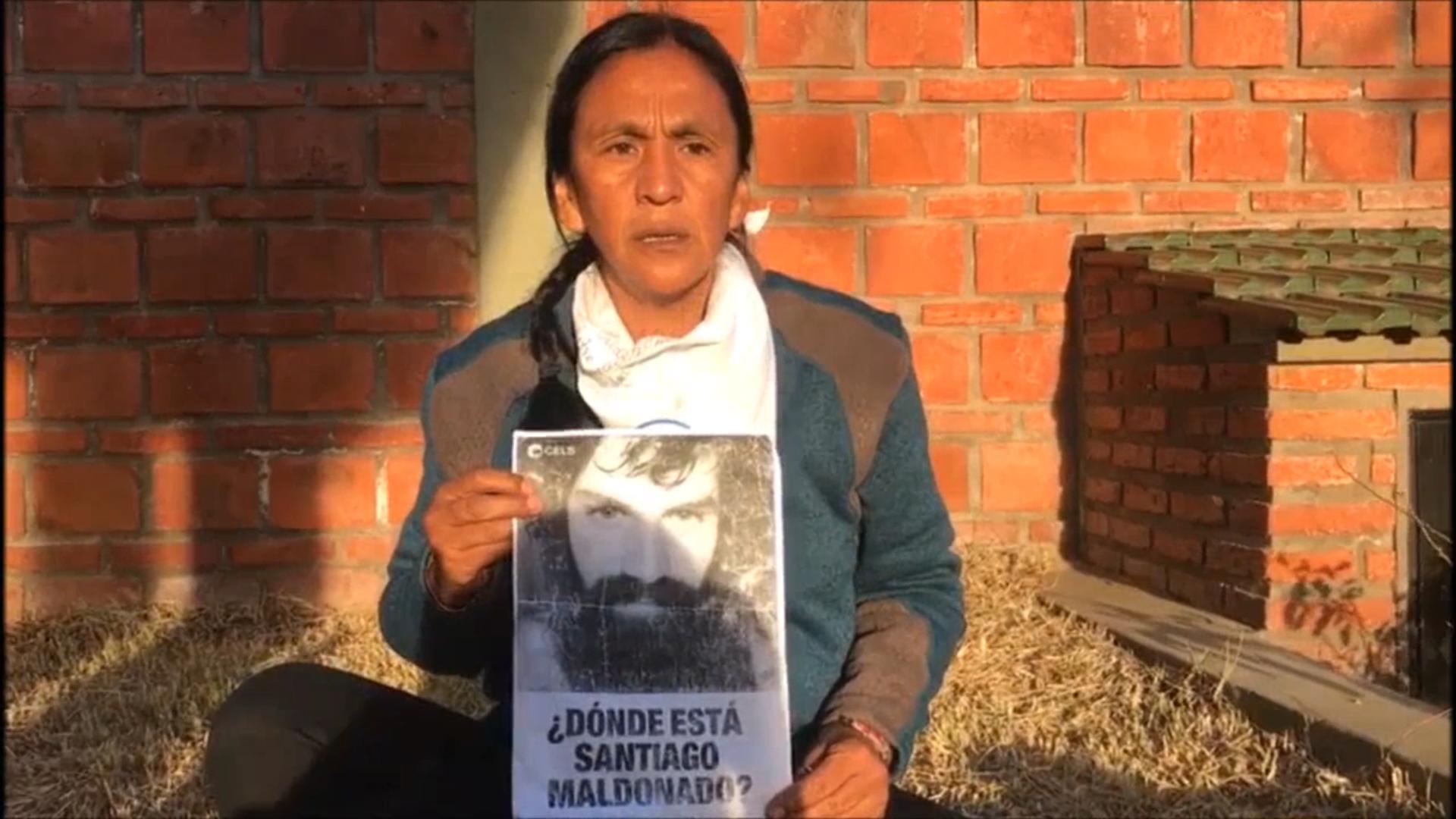 Milagro Sala está detenida en su casa
