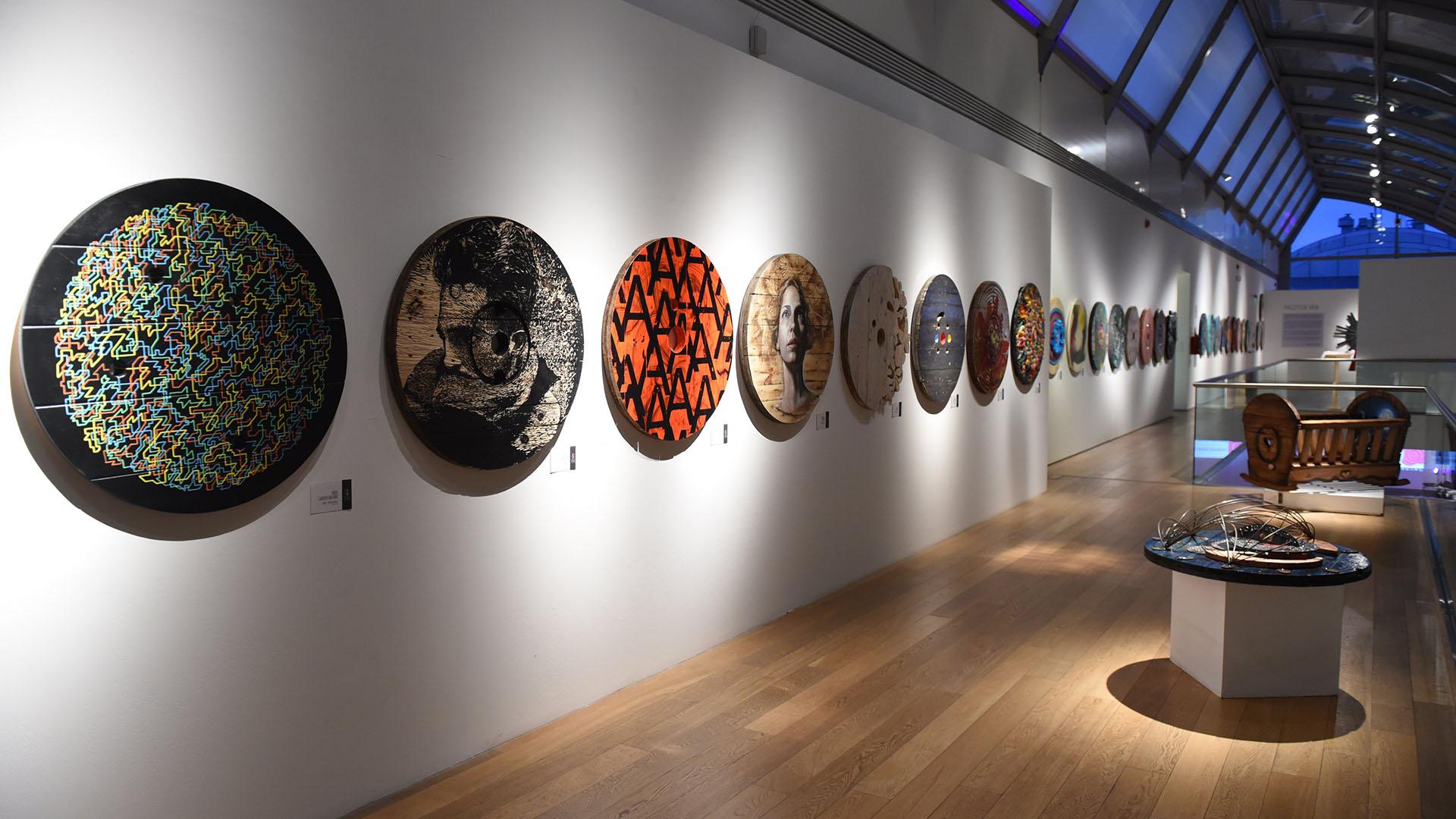 Las obras exhibidas que pueden adquirirse online