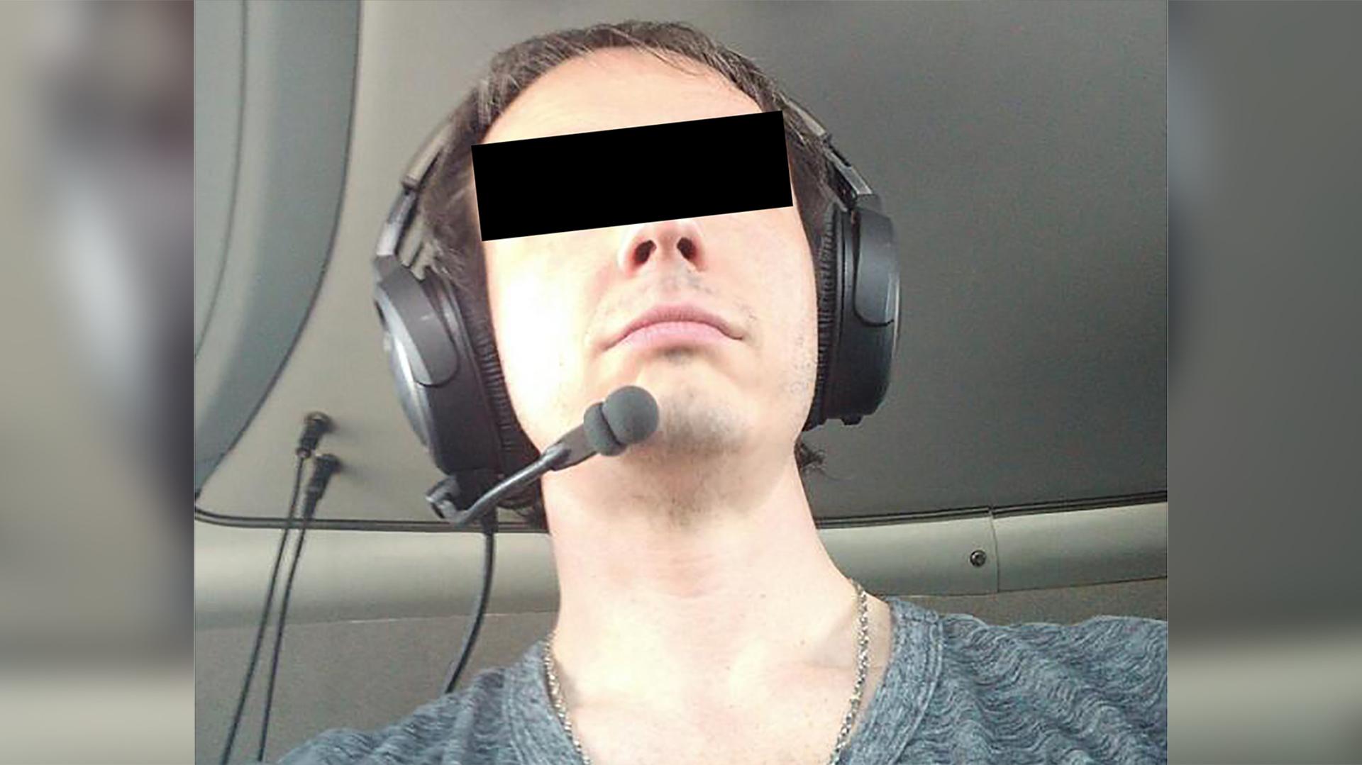 Emmanuel García, bróker de bitcoins.