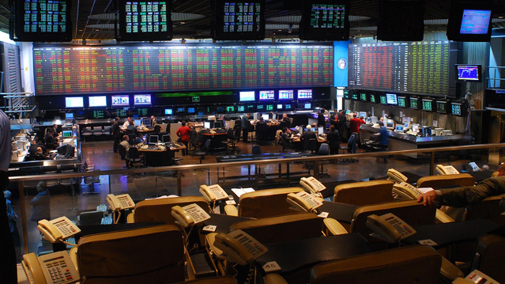 El Merval de la Bolsa de Comercio está en zona de récord histórico.