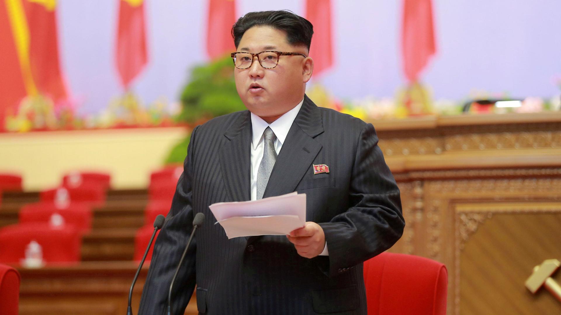 La delegación surcoreana en Washington le transmitirá un mensaje secreto de Kim Jong-un a Donald Trump
