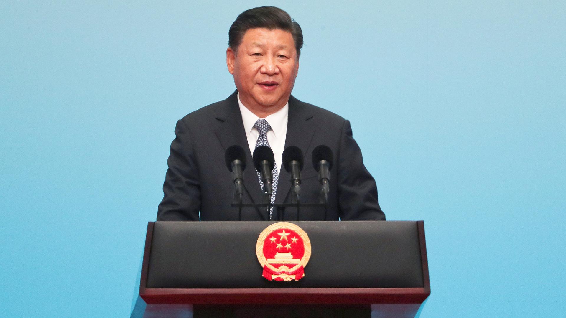 Xi Jinpingespera que la tensión en la península coreana no influya en el Congreso del Partido (Reuters)