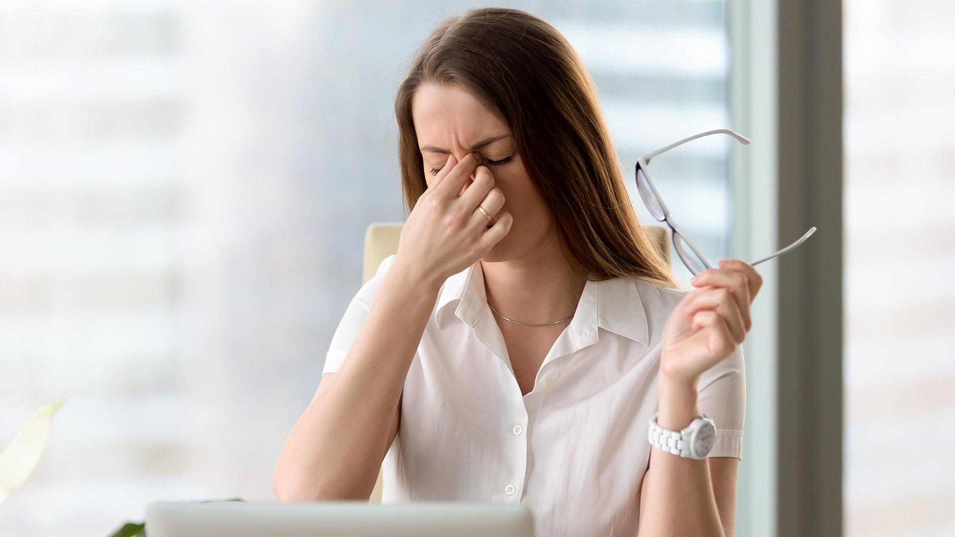 El ojo seco altera la calidad de vida de uno de cada tres argentinos (iStock)