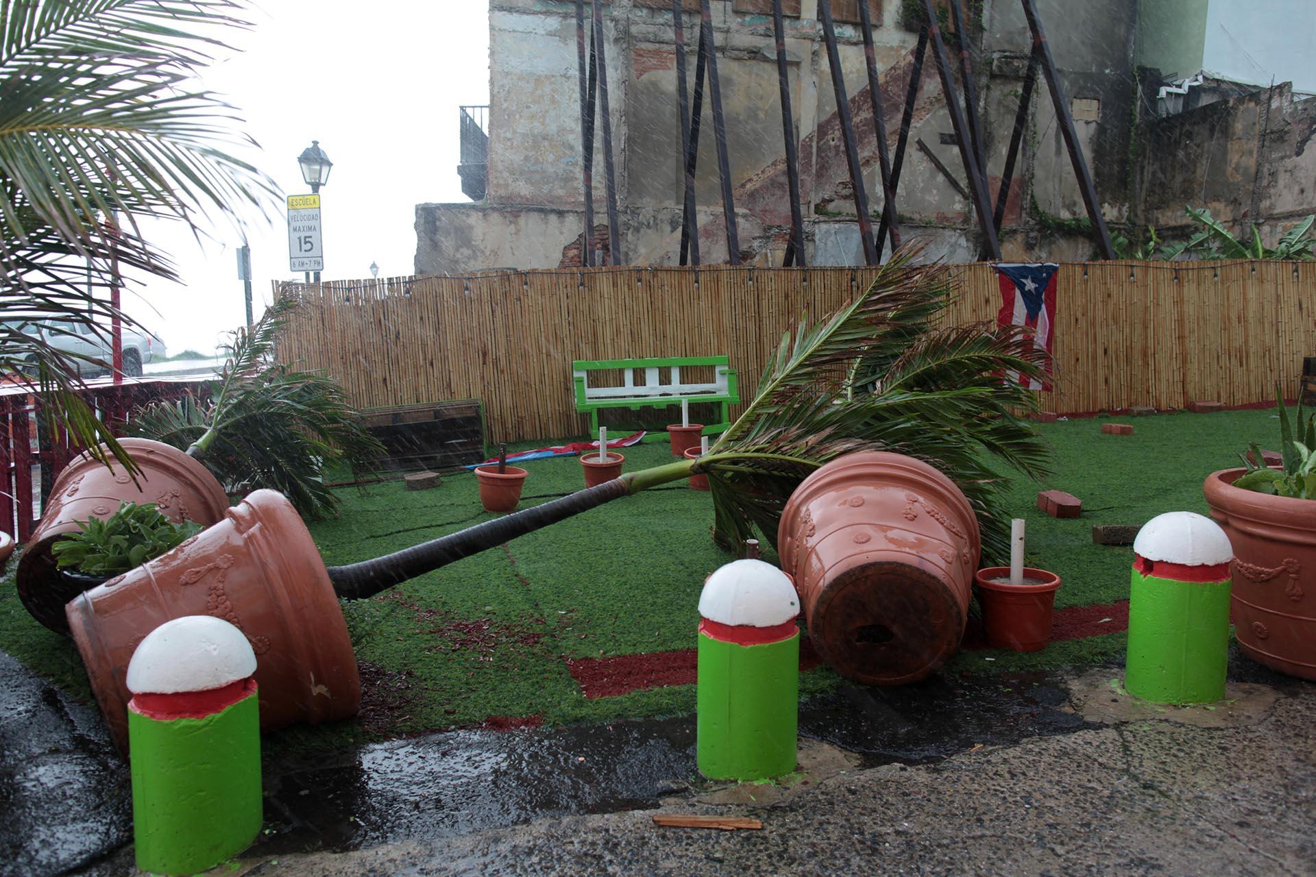 San Juan, Puerto Rico (REUTERS/Alvin Baez)