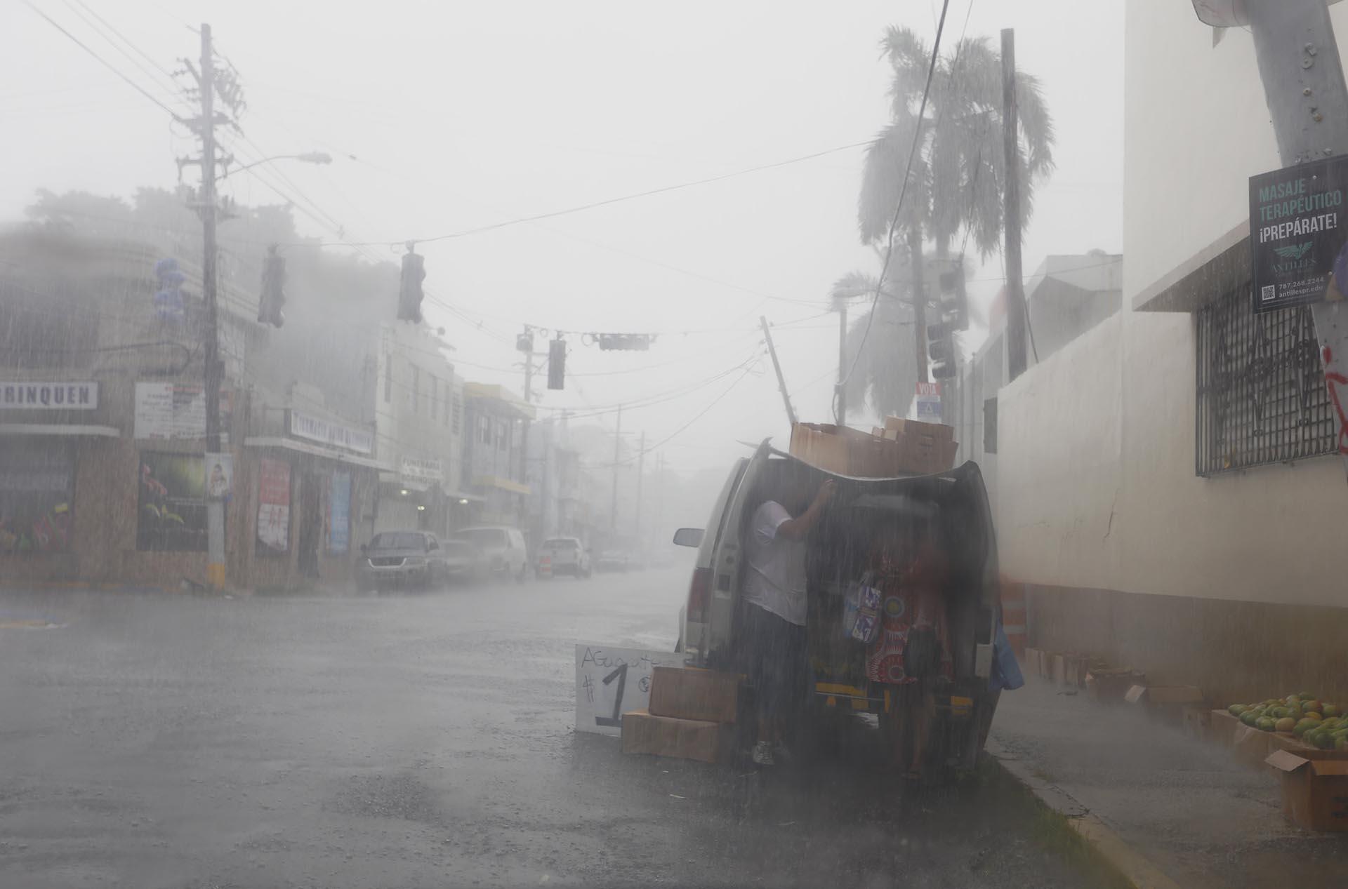 San Juan, Puerto Rico (EFE/Thais Llorca)