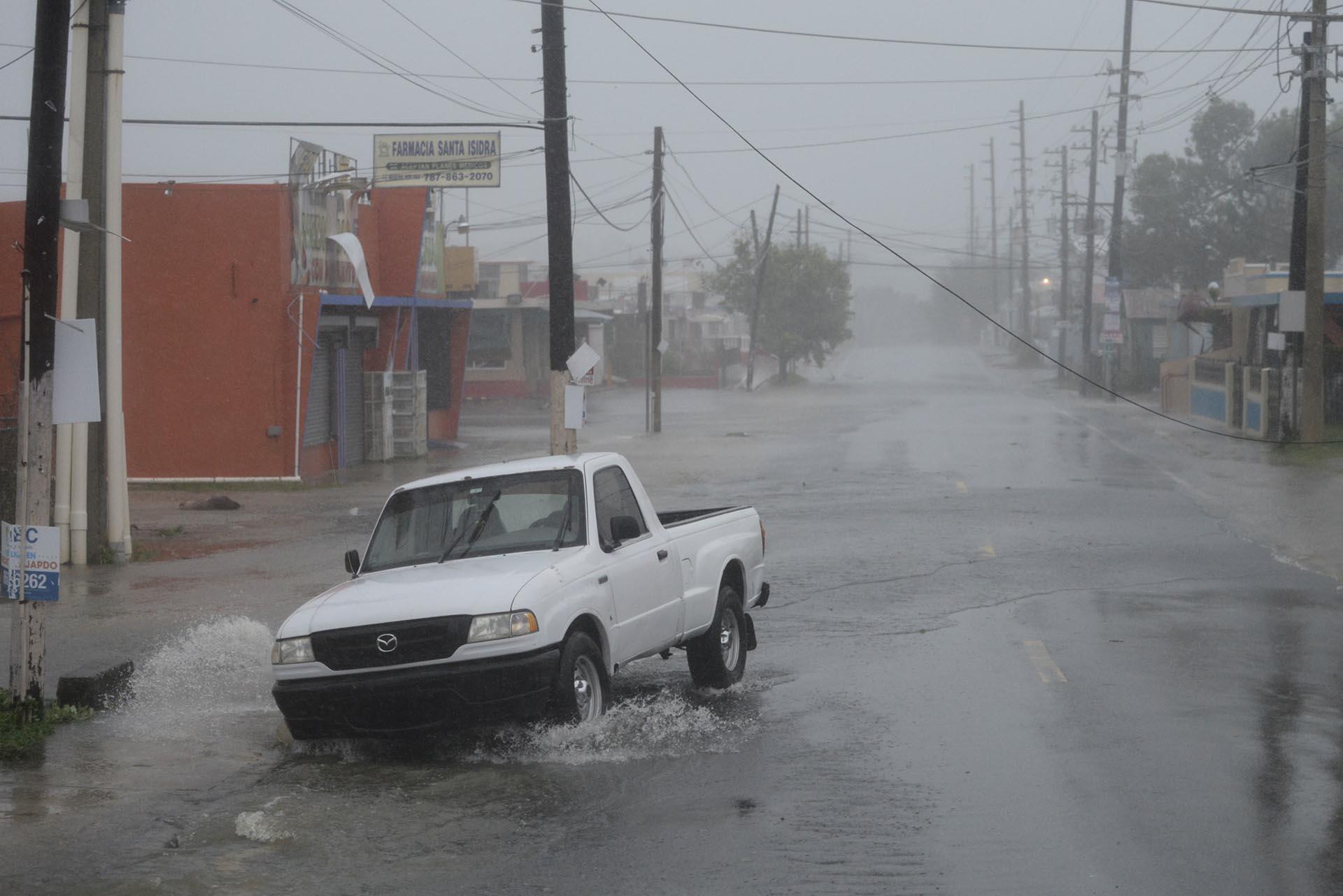Fajardo, Puerto Rico (AP Photo/Carlos Giusti)