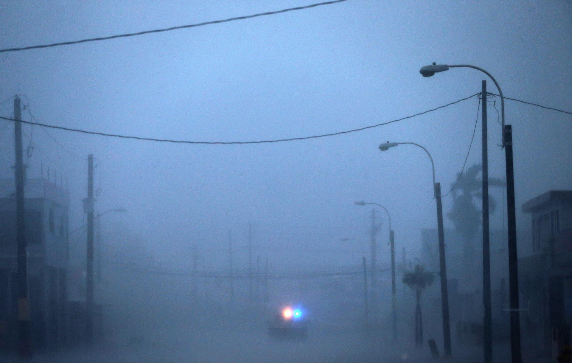 El huracán llegaría a Miami el sábado