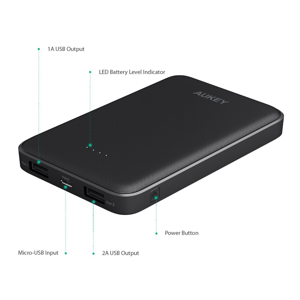 Aukey bateria externa