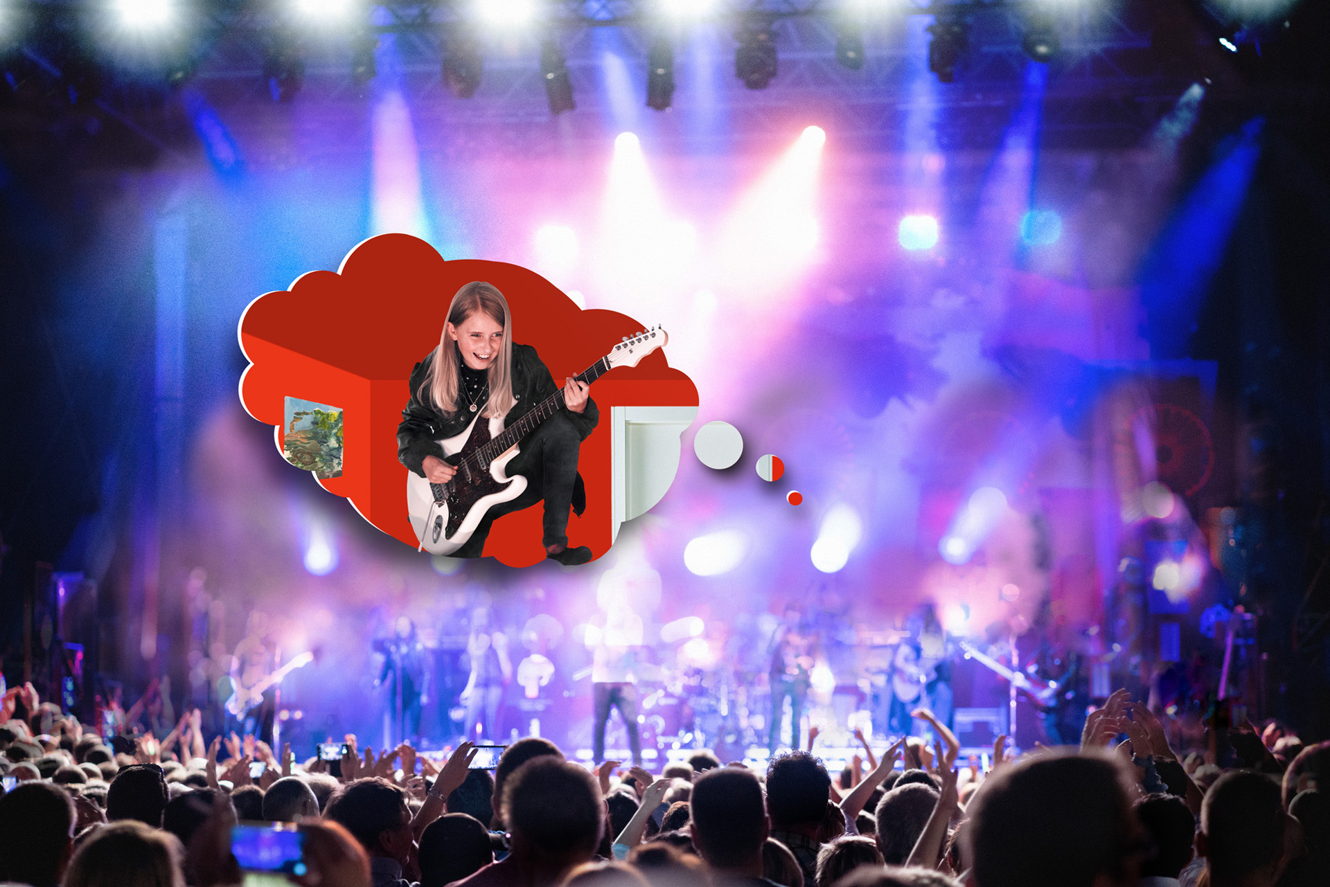 """""""Desde Disney aspiramos a promover constantemente una cultura de igualdad, respeto e inclusión, inspirando valores positivos en las futuras generaciones y promoviendo el liderazgo de las niñas para que se animen a creer en sí mismas y redefinir paradigmas"""", comentó Belén Urbaneja, directora, Corporate Citizenship & Brand Management de The Walt Disney Company Latin America (Laura Zalenga)"""