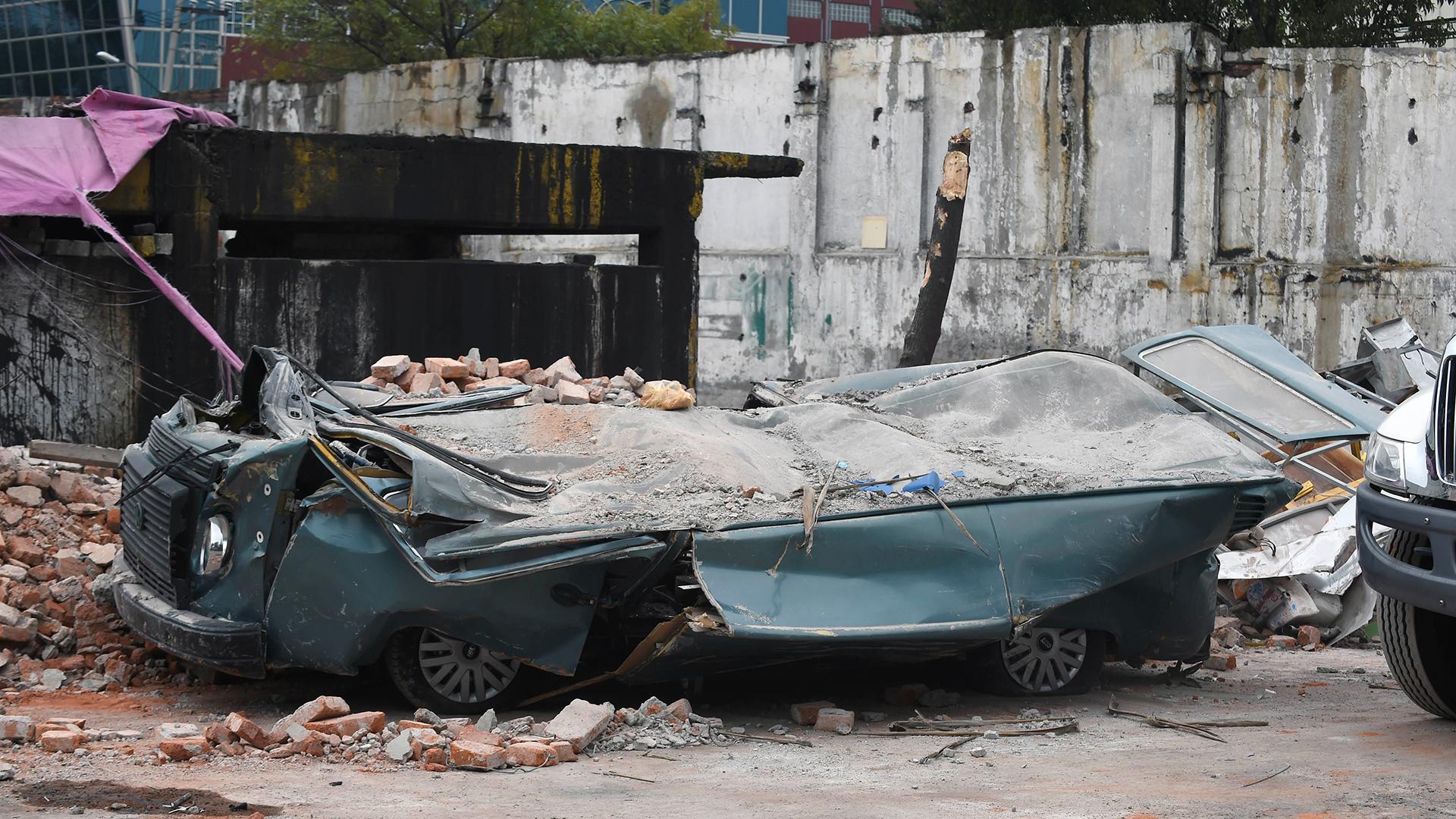 Daños la ciudad de México (Reuters)