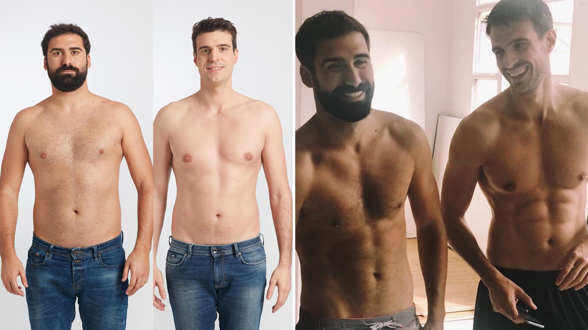 mejor plan de pérdida de peso para hombres mayores de 50 años