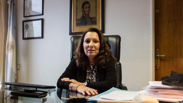 Cristina Caamaño, fiscal del caso