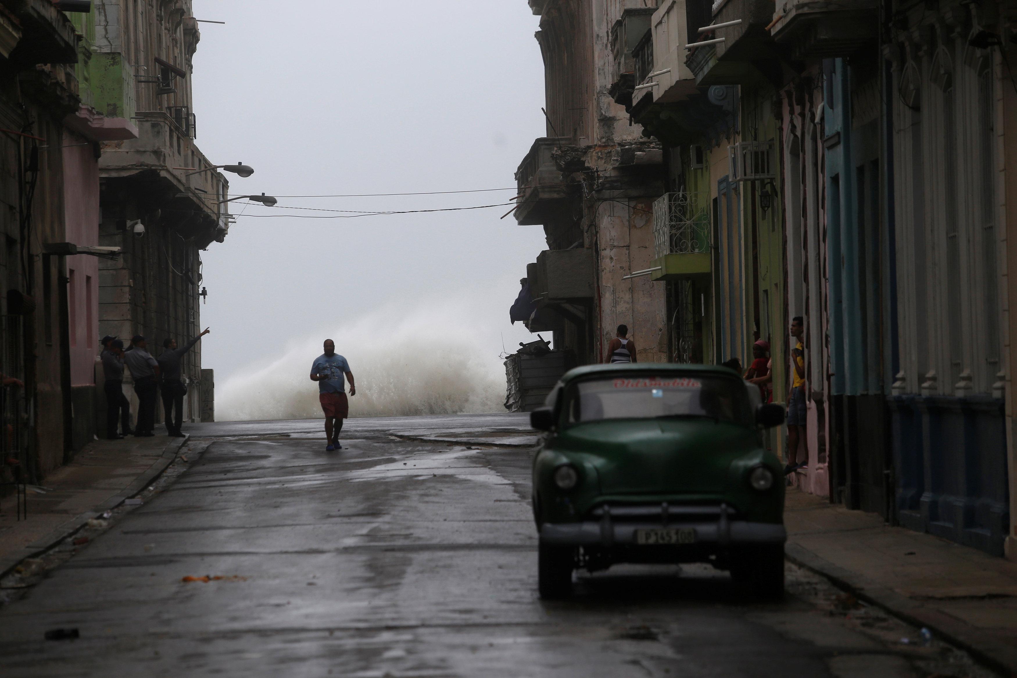 La Habana, Cuba (REUTERS)