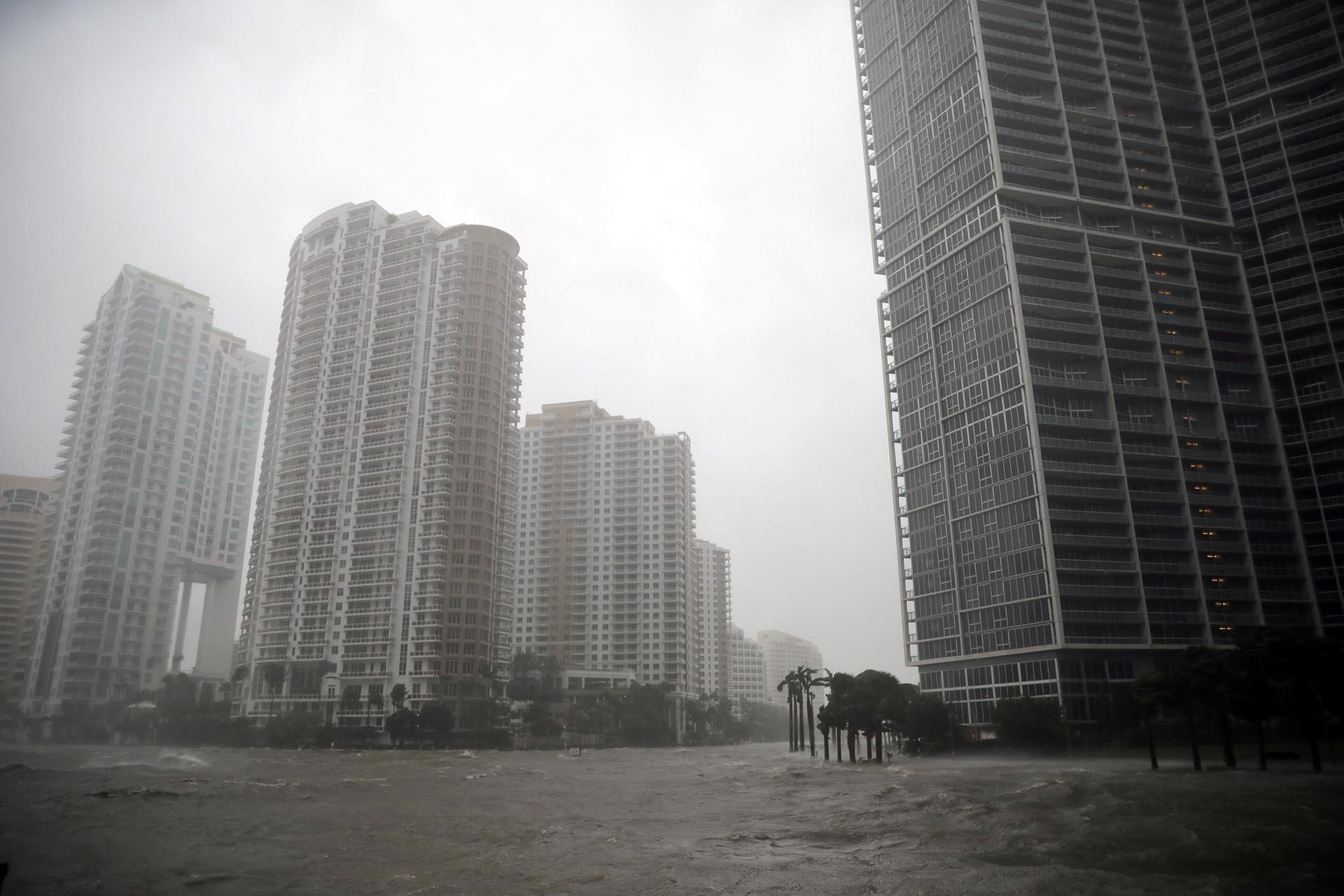 Al sur de Florida,en el centro de Miami, Florida. (REUTERS)