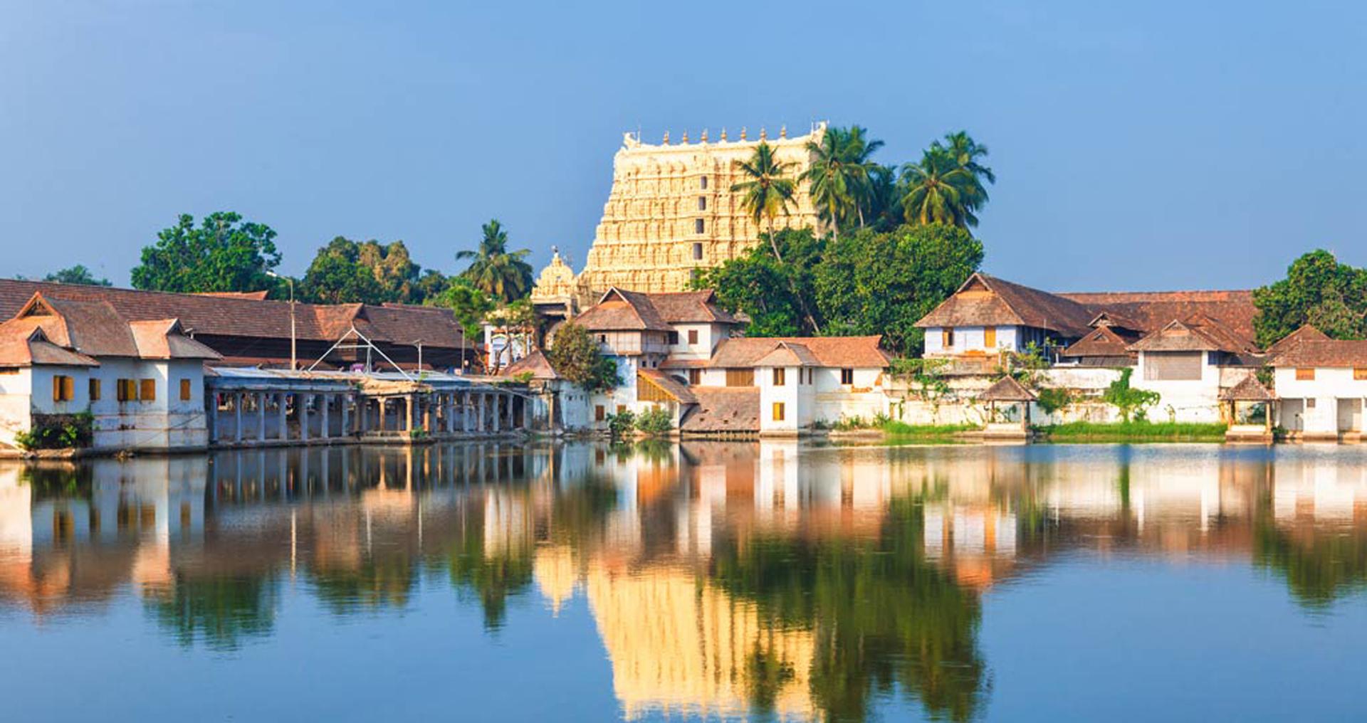 El templo de Padmanabhaswamy se encuentra en India (Istock)