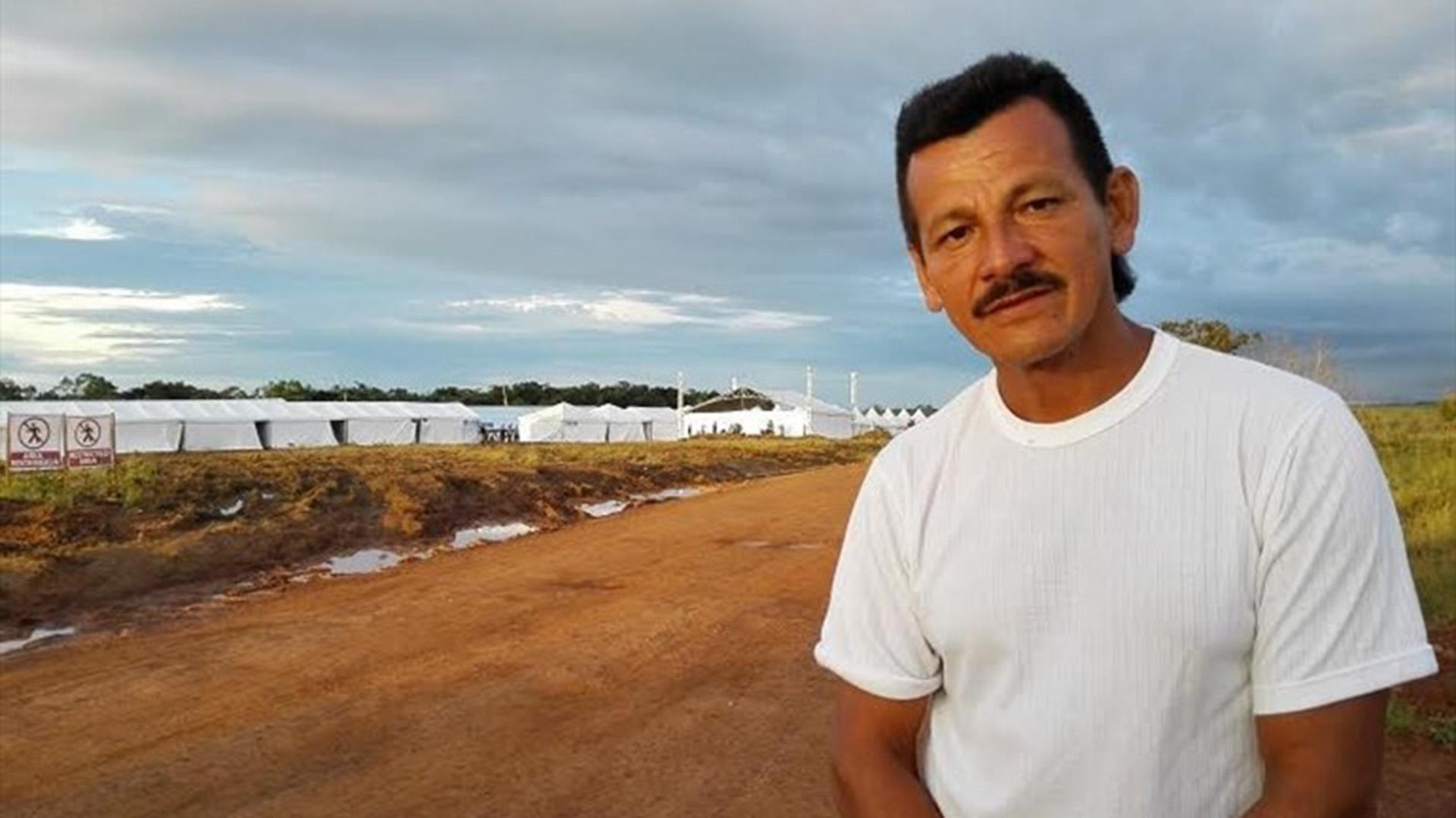 El recién cabecilla abatido de las disidencias de las FARC, alias 'Rodrigo Cadete'.