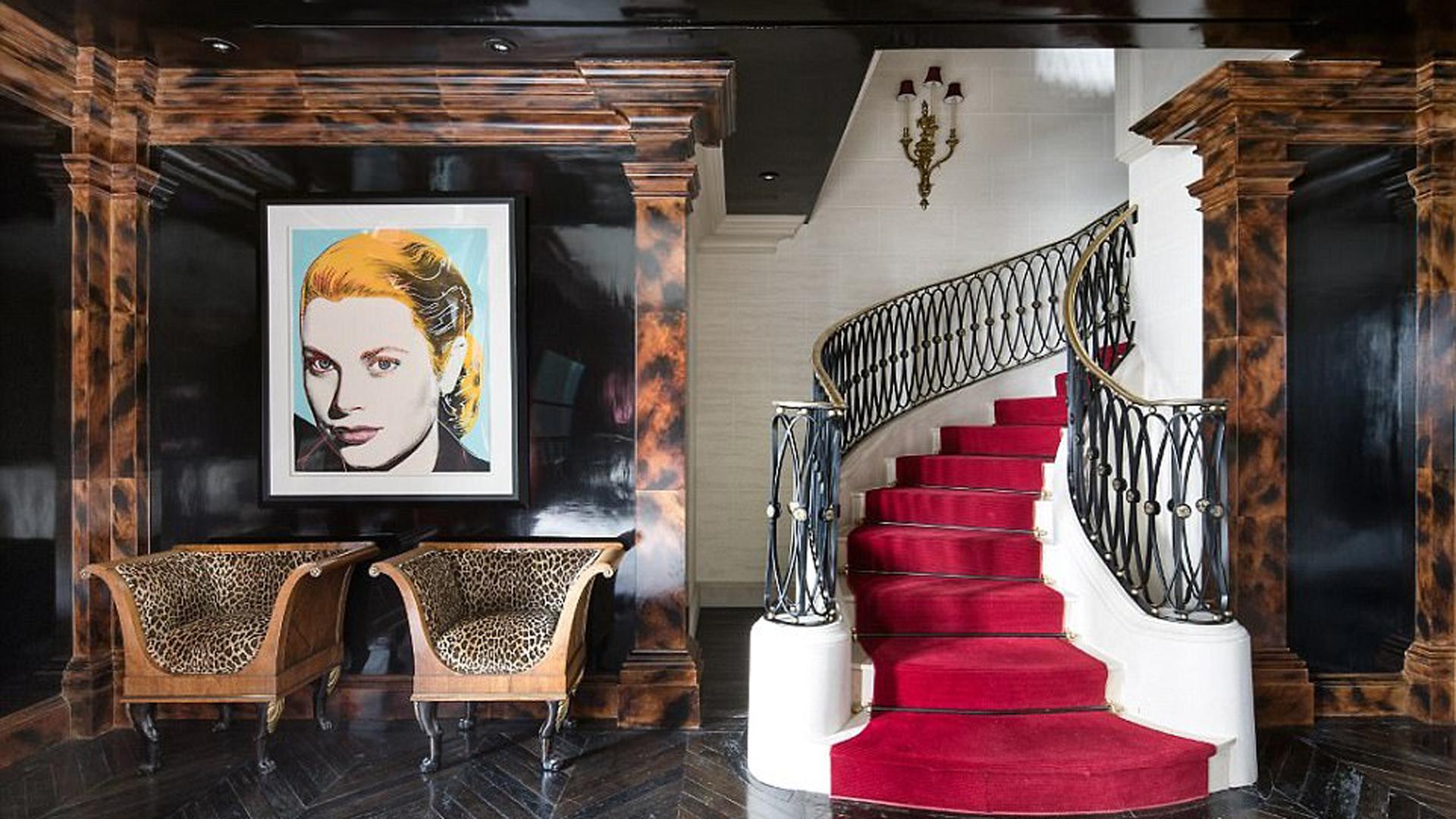 El lujoso departamento se encuentra en venta por la suma de 50 millones de dólares, con una de las mejores vistas de Nueva York