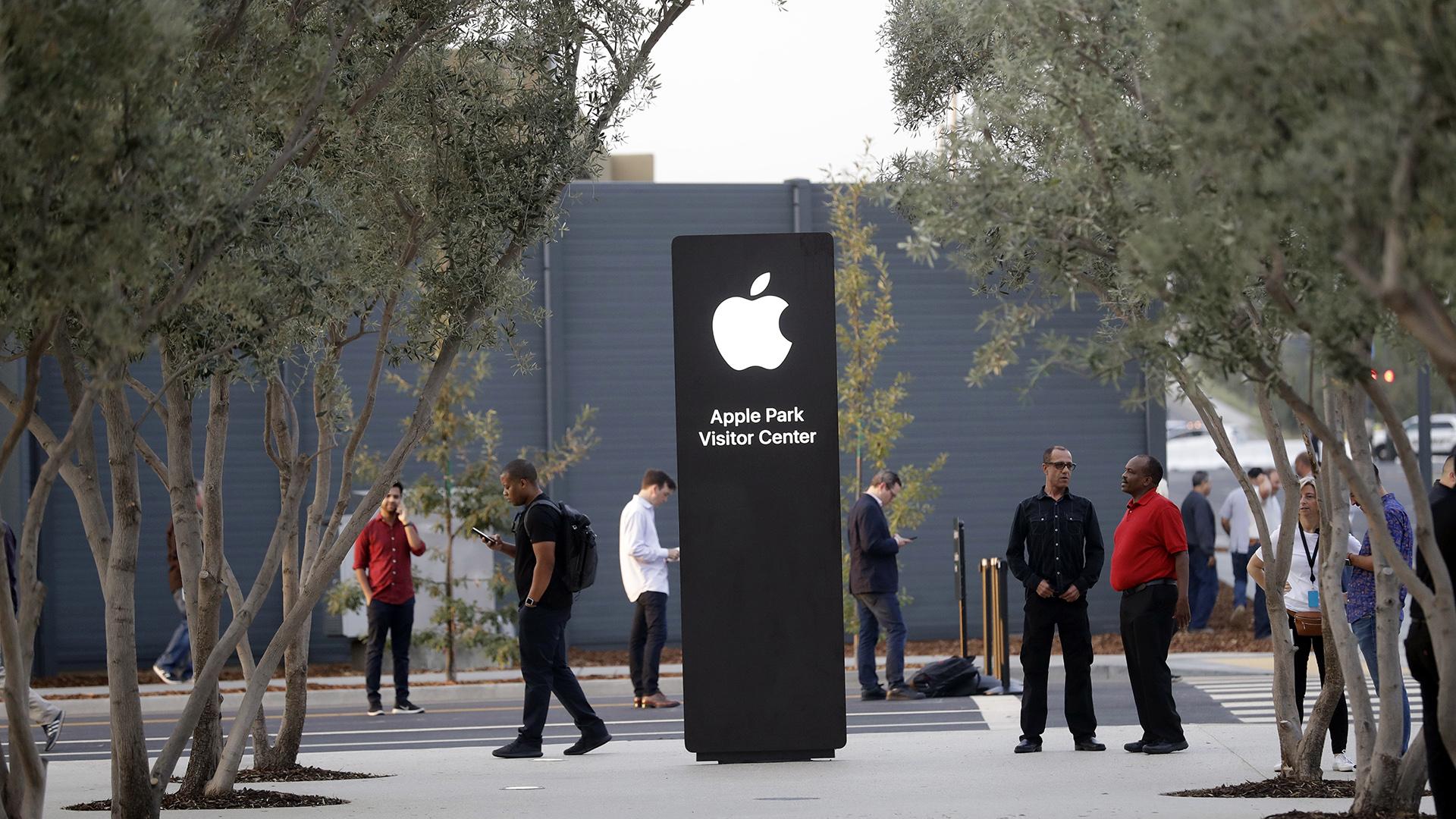 Es el primer acto oficial abierto a los medios de Apple en su nueva sede Apple Park, situada en la ciudad californiana de Cupertino