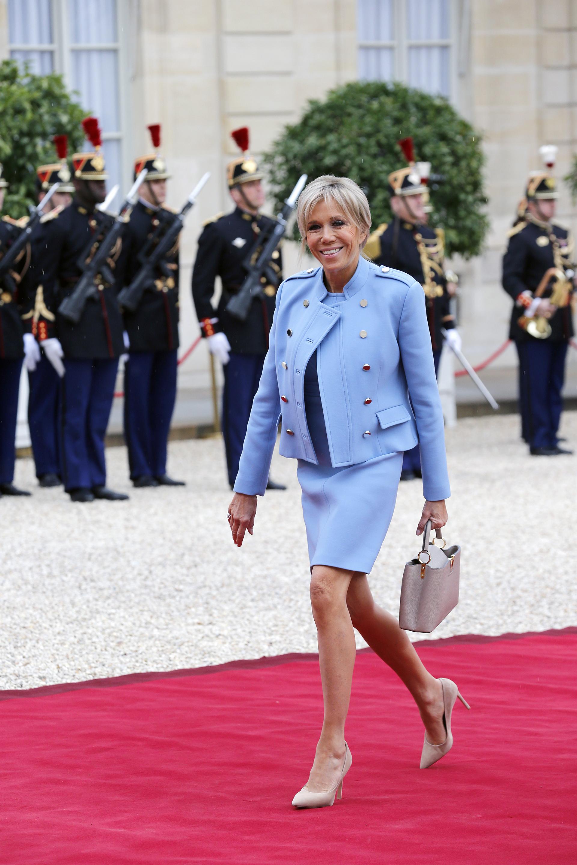 Brigitte Macron (Getty Images)