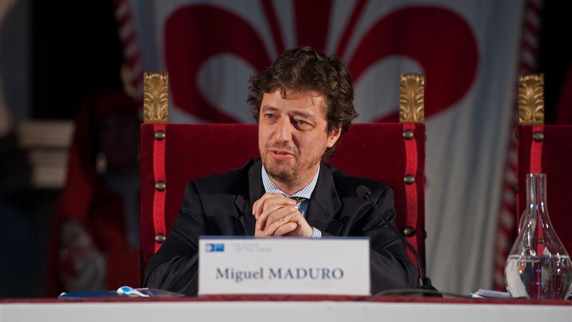 Miguel Maduro había sido nombrado por Infantino y en menos de un año fue removido de su cargo