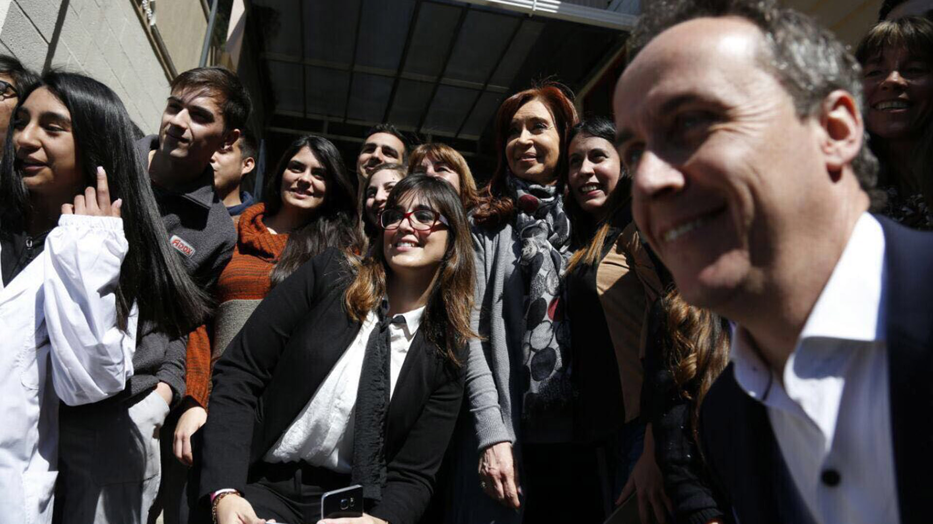 """La ex mandataria volvió a reclamar un acuerdo opositor para """"frenar el ajuste"""""""