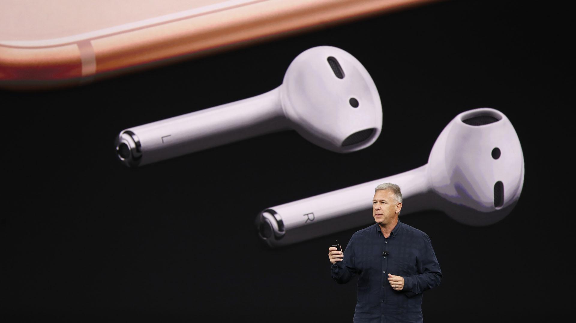 El vicepresidente de Apple, Phil Schiller