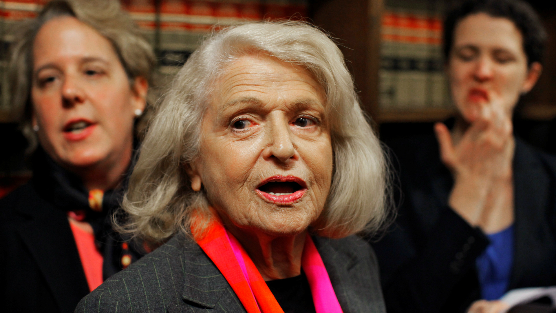 Edith Windsor. (Reuters)