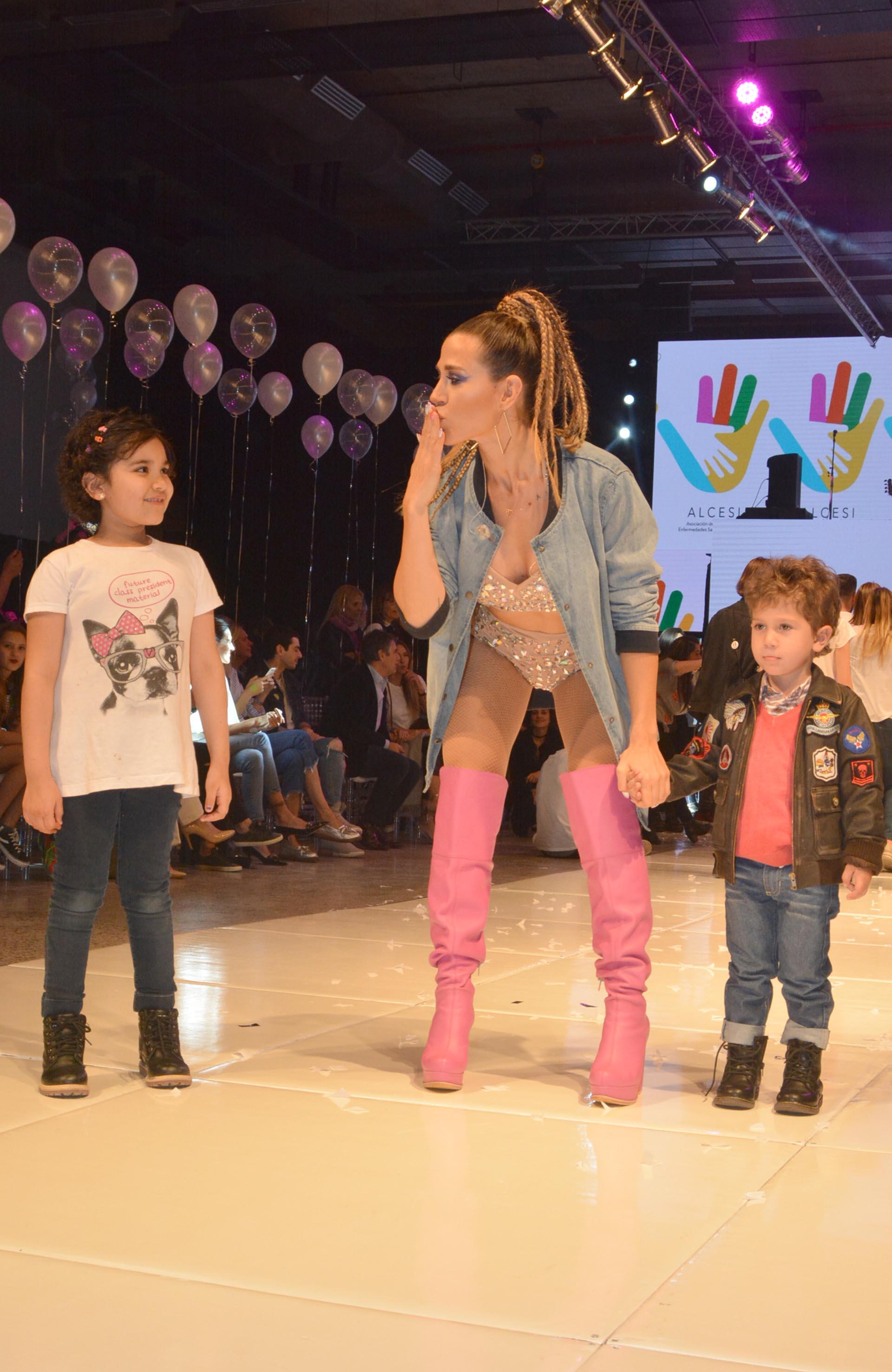 La fundación ALCESI (Asociación de Lucha contra las Enfermedades Sanguíneas Infantiles) ayuda a niños en el Hospital Ricardo Gutiérrez