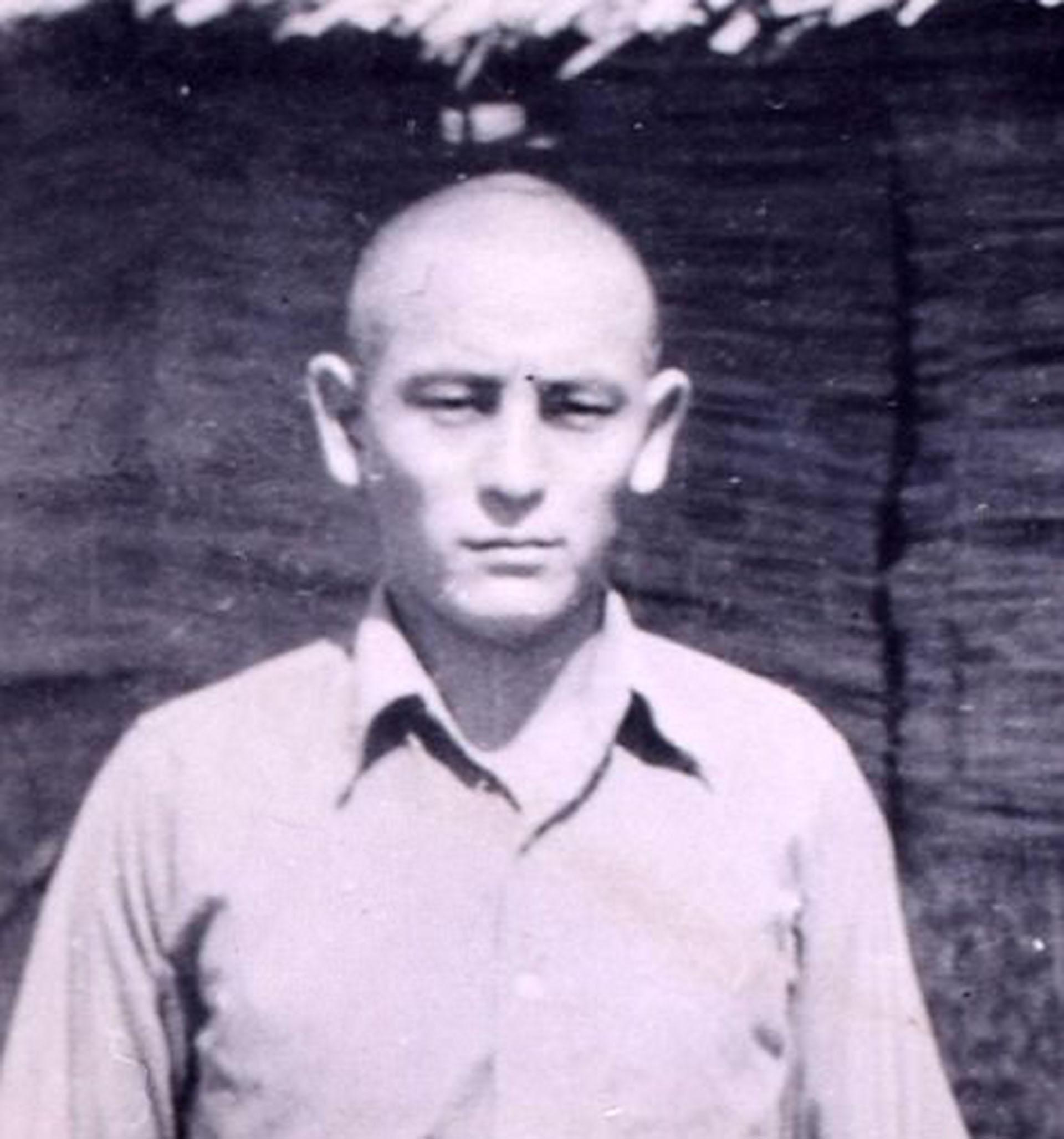 """El Teniente Usuki, alias el """"Príncipe Negro"""""""
