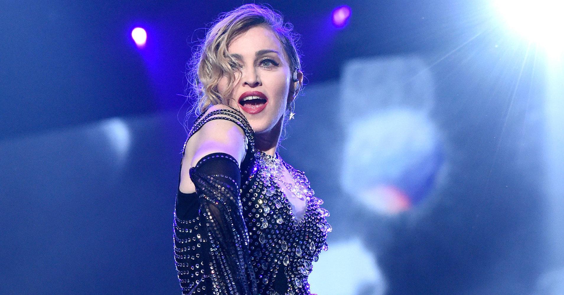 La polémica foto de Madonna junto a su hija