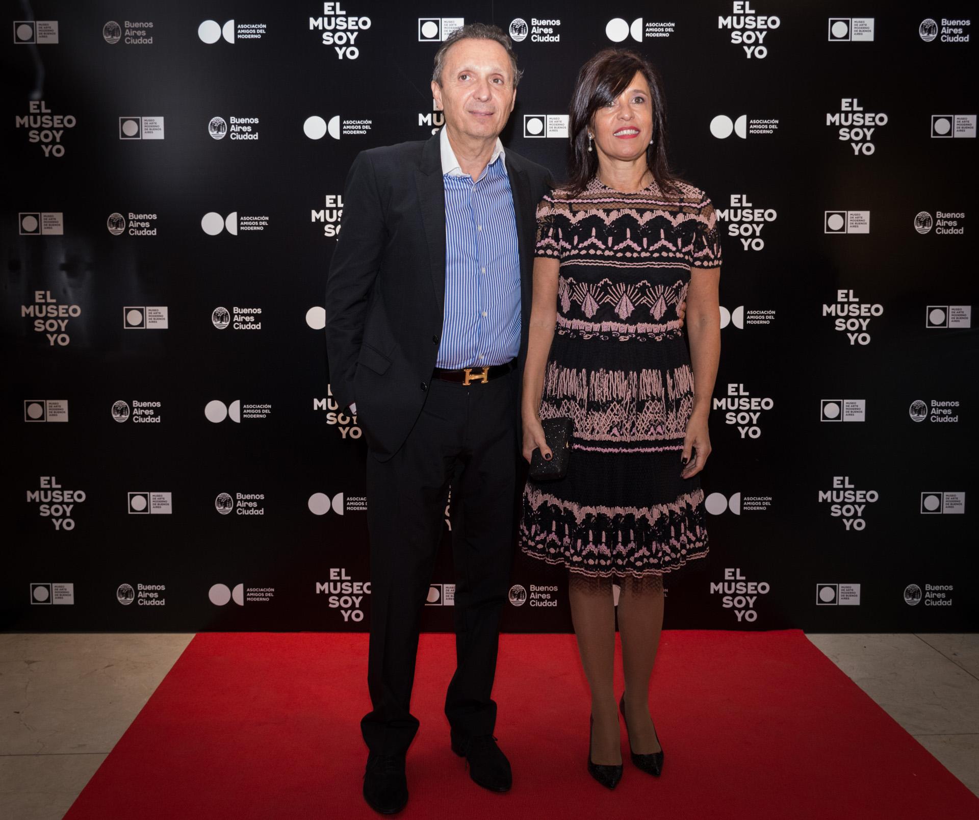 Daniel y Patricia Maman