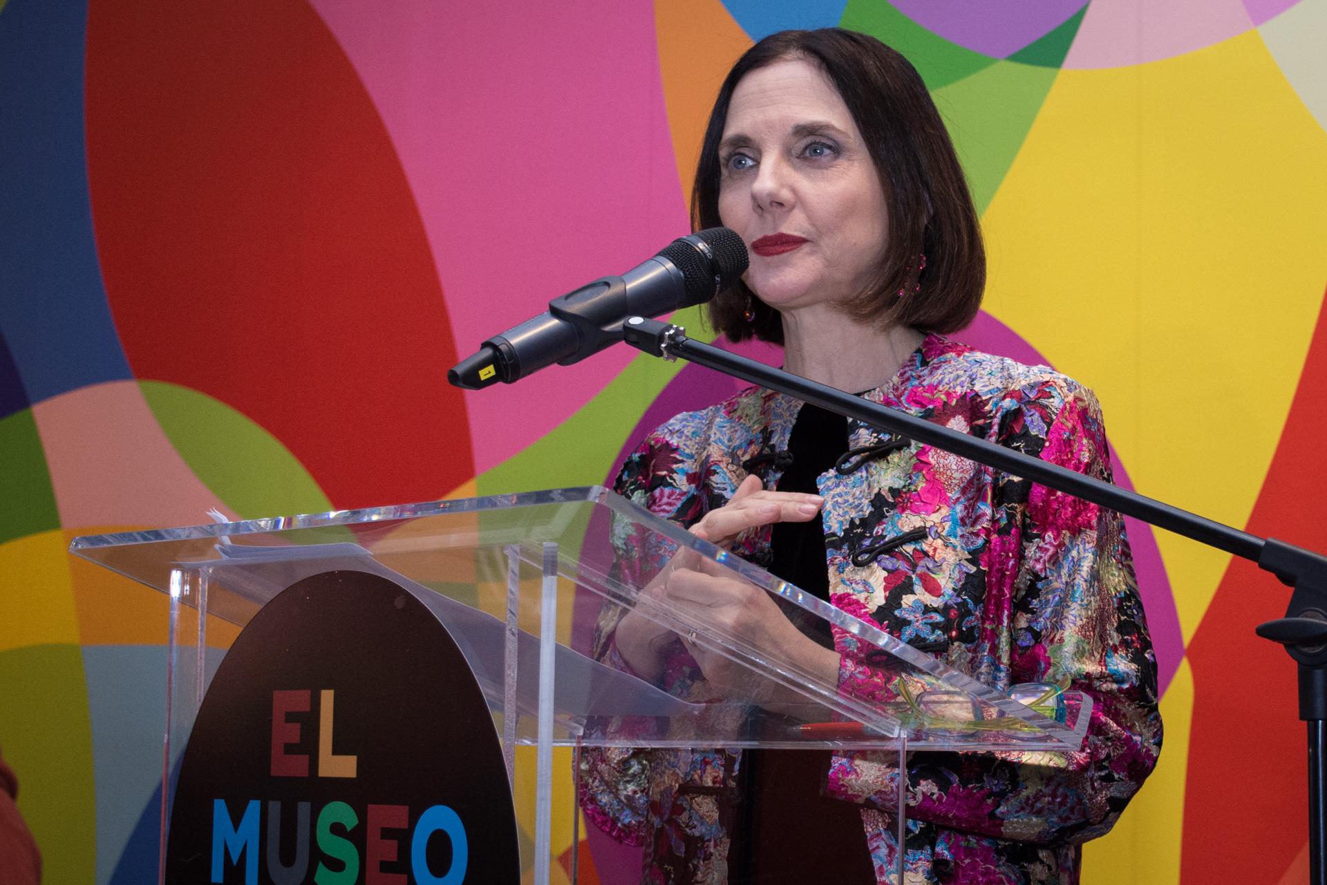 La conducción de la gala estuvo a cargo de Silvina Chediek /// Fotos: Martín Rosenzveig