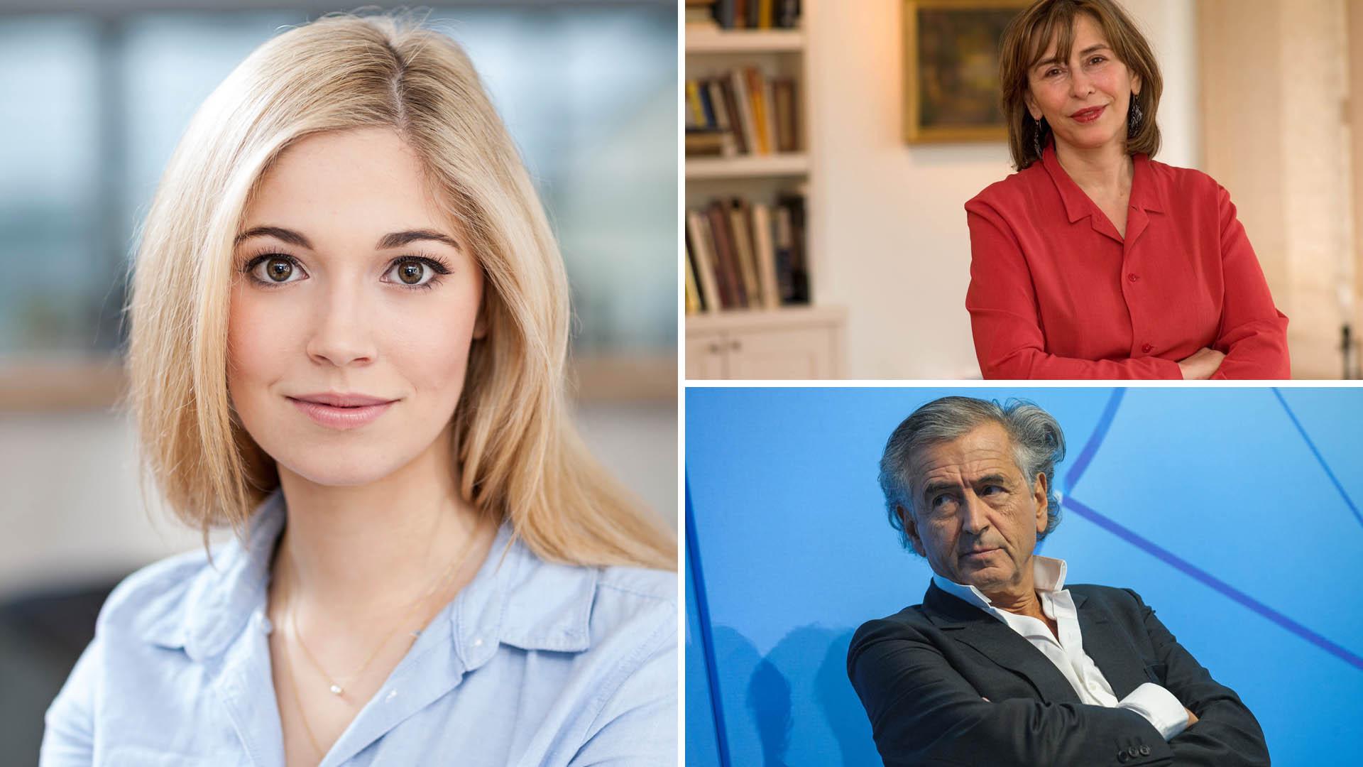 Julia Shaw, la escritora Azar Nafisi y Bernard Henri Levy serán algunos de los destacados oradores