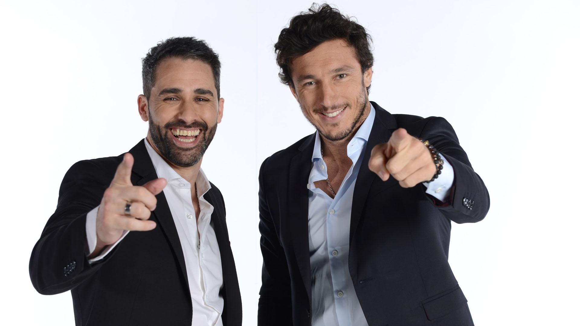 Amigos y compañeros: Pollo Álvarez y Pico Mónaco