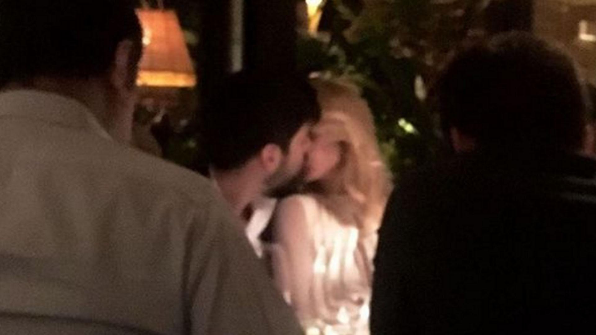 Nicole Neumann y Facundo Moyano se encontraron en Madrid. La modelo y el diputado fueron a cenar y se mostraron muy acaramelados ¡Romance confirmado!