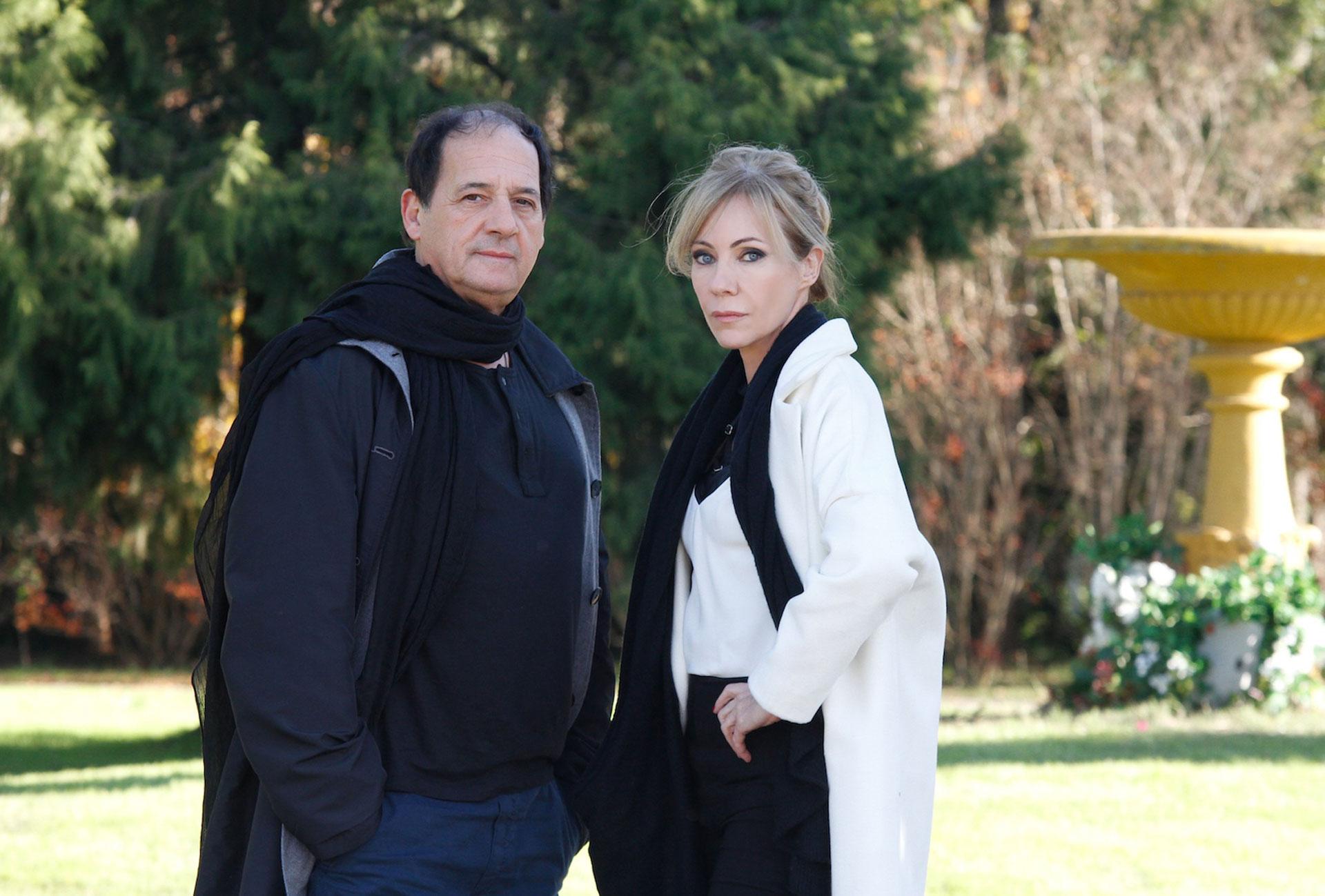 """""""El Maestro"""", unitario protagonizado por Julio Chávez e Inés Estevez, debutó con un buen promedio: 13,5 puntos de rating. La nueva miniserie es producida por El Trece, TNT, Cablevisión y Pol-ka"""