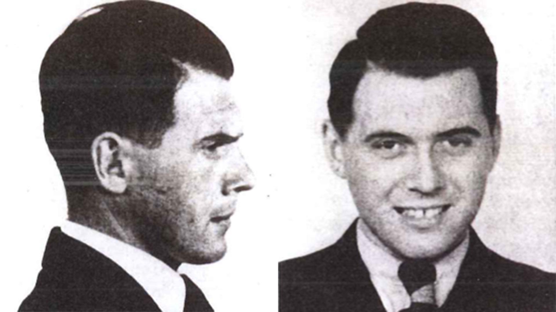 Salió de Alemania, como tantos otros jerarcas nazis, con pasaporte falso de la Cruz Roja, vía Génova hacia Buenos Aires.