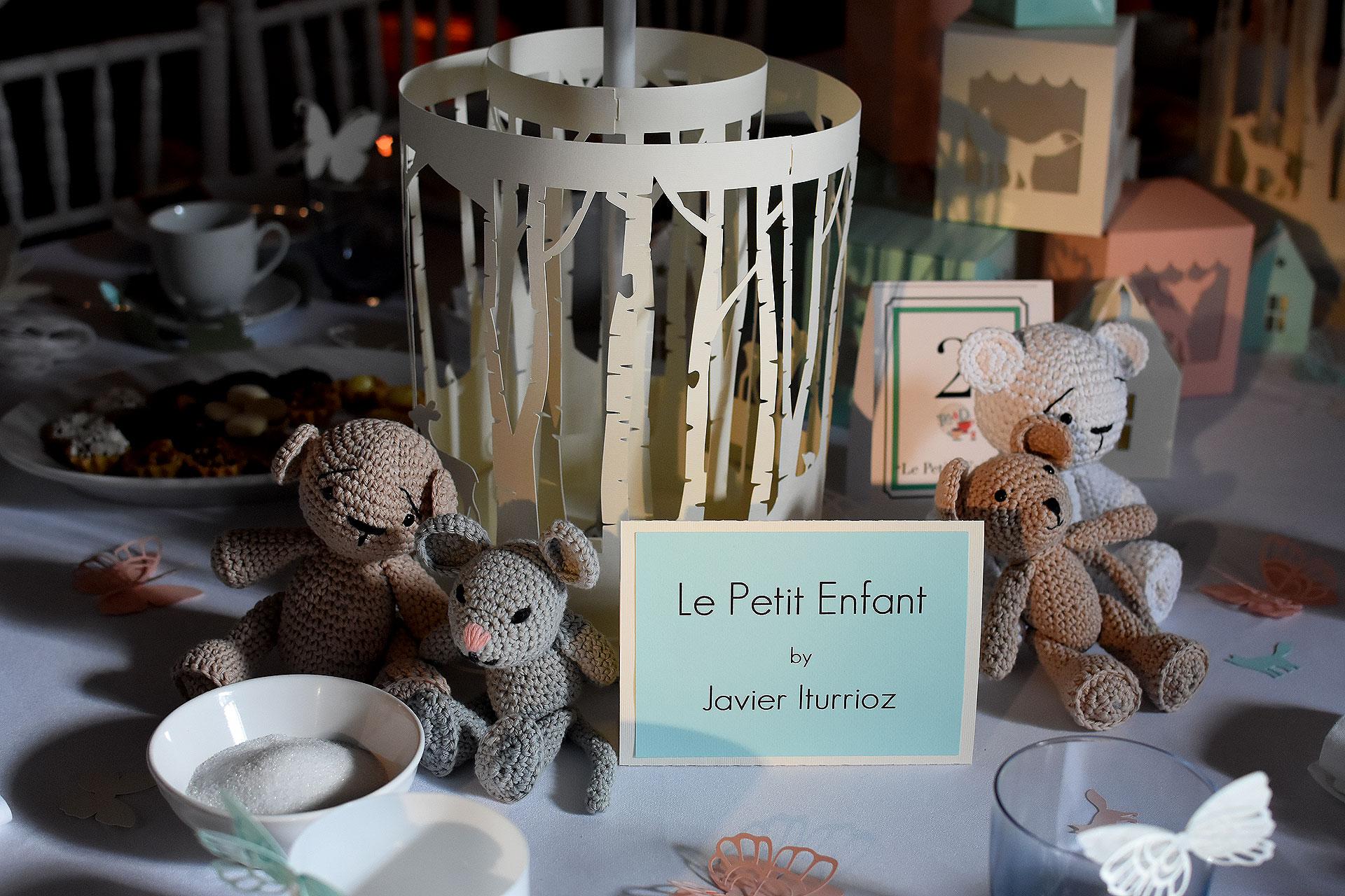 """""""Le Petit Enfant"""" por Javier Iturrioz"""