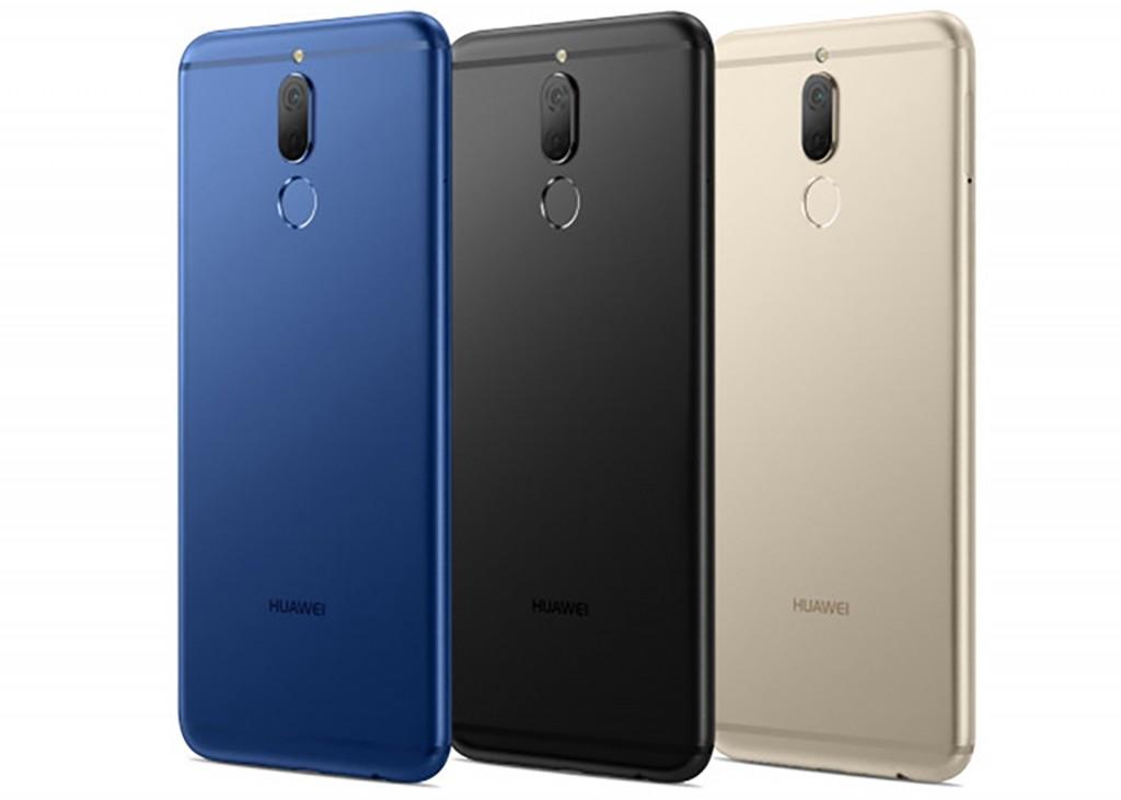Huawei Mate 10 Lite filtrado SF 2
