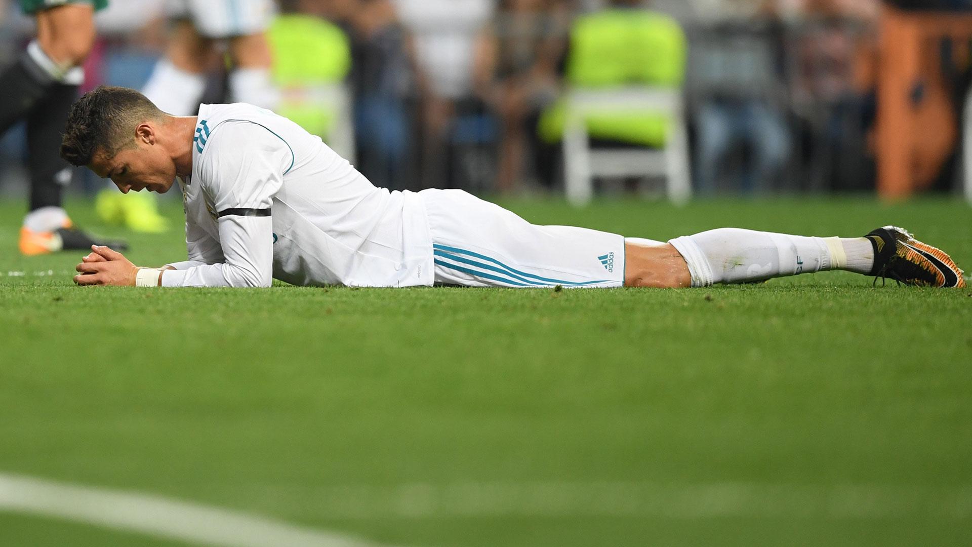 El Real Madrid llevaba 73 partidos marcando al menos un gol