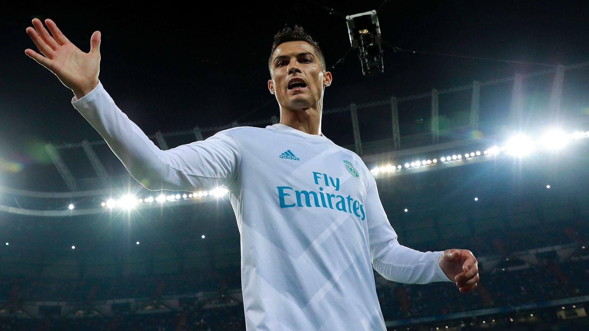Cristiano Ronaldo volvió a jugar en La Liga tras sus suspensión de cinco fechas
